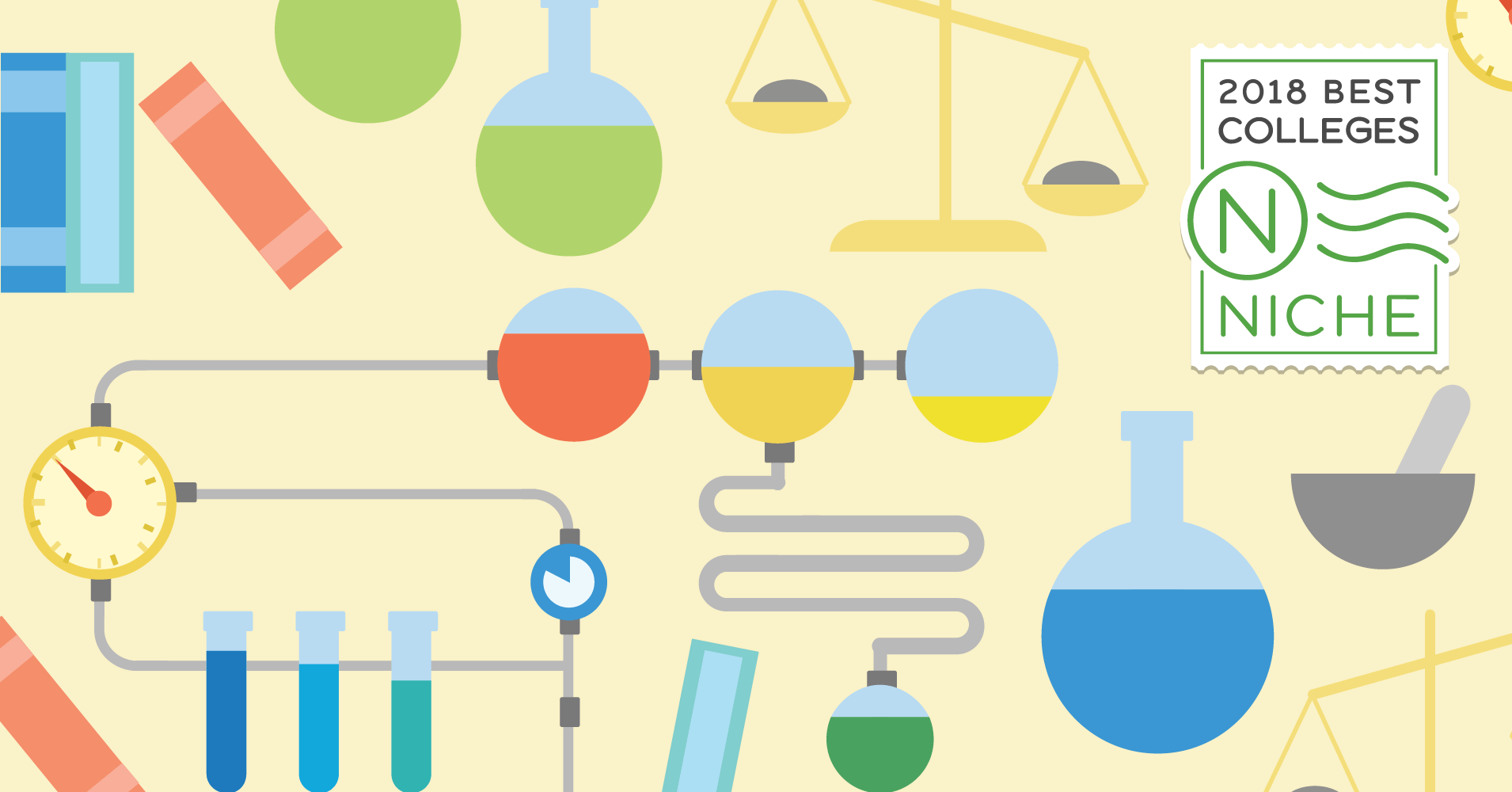 Computer Science Is To Biology What Calc By Harold: 2018 Best Colleges For Chemistry