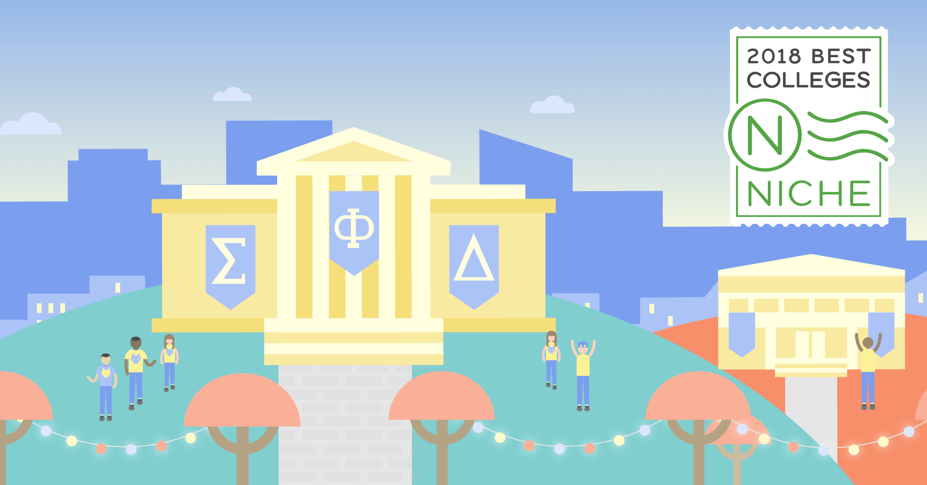 greek life in american campuses essay At some point, major universities and colleges that still retain the greek system will need to consider whether the greek system, on balance, still serves a useful purpose or is an anachronism.