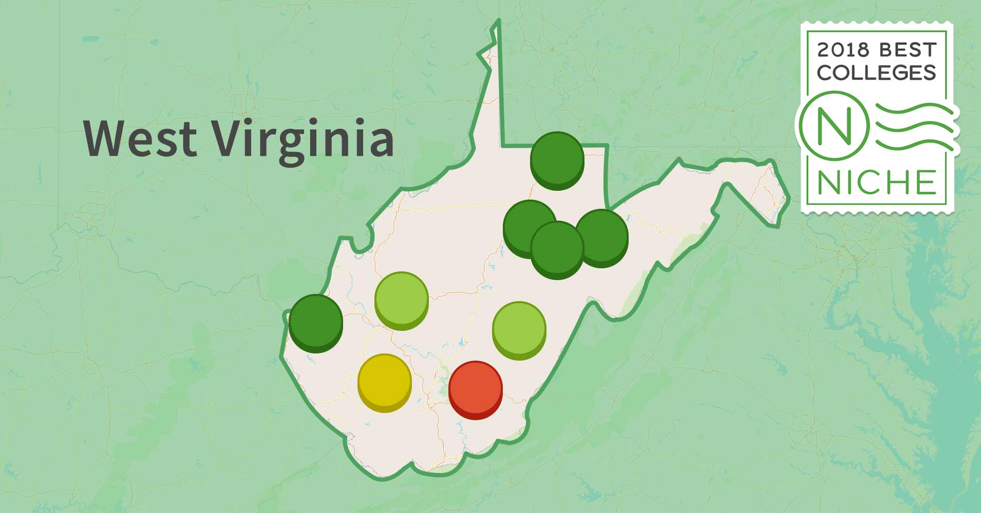 Colleges In West Virginia >> West Virginia Colleges With The Best Professors Niche