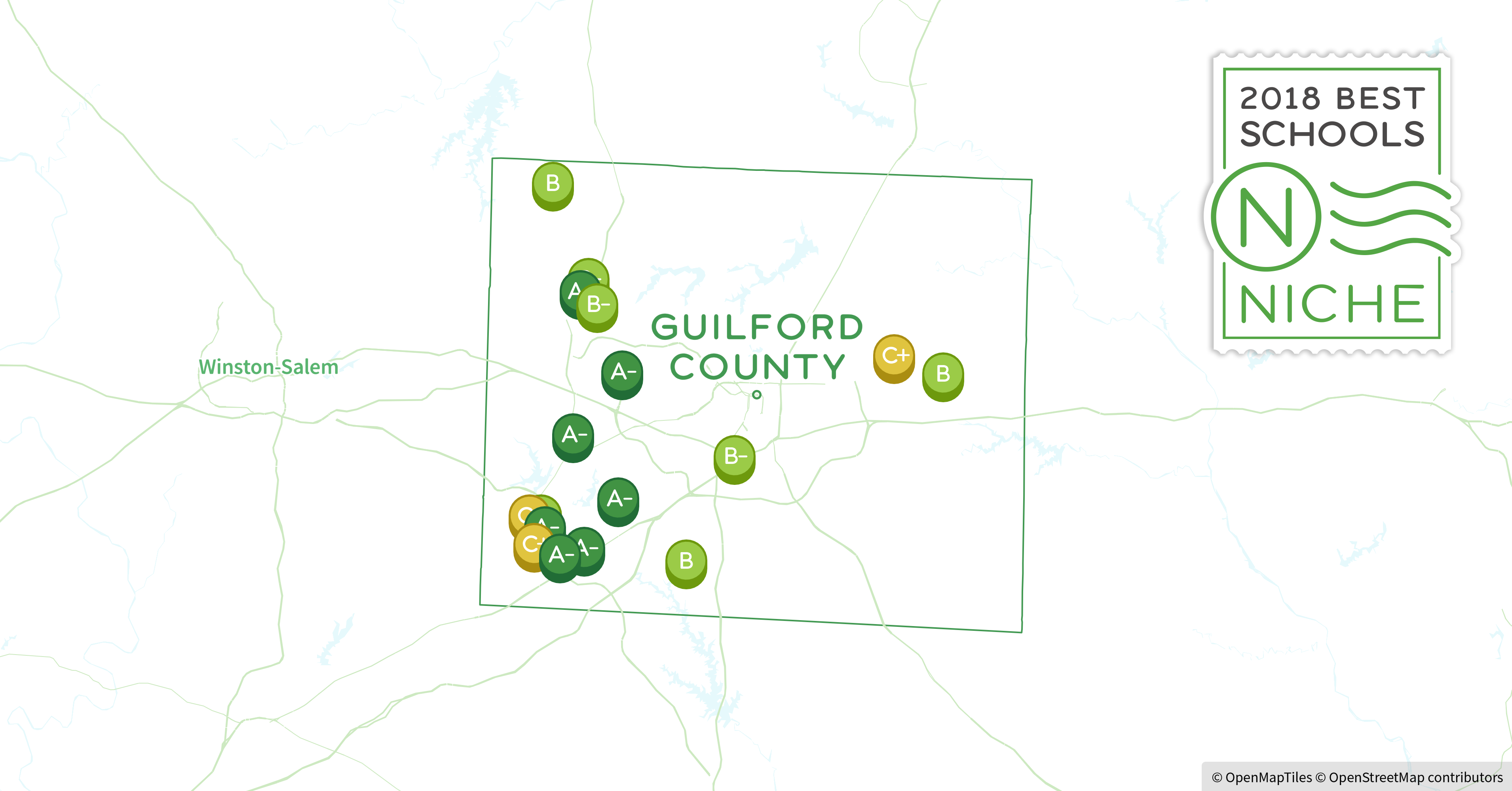 2018 best public high schools in guilford county nc niche 1betcityfo Choice Image