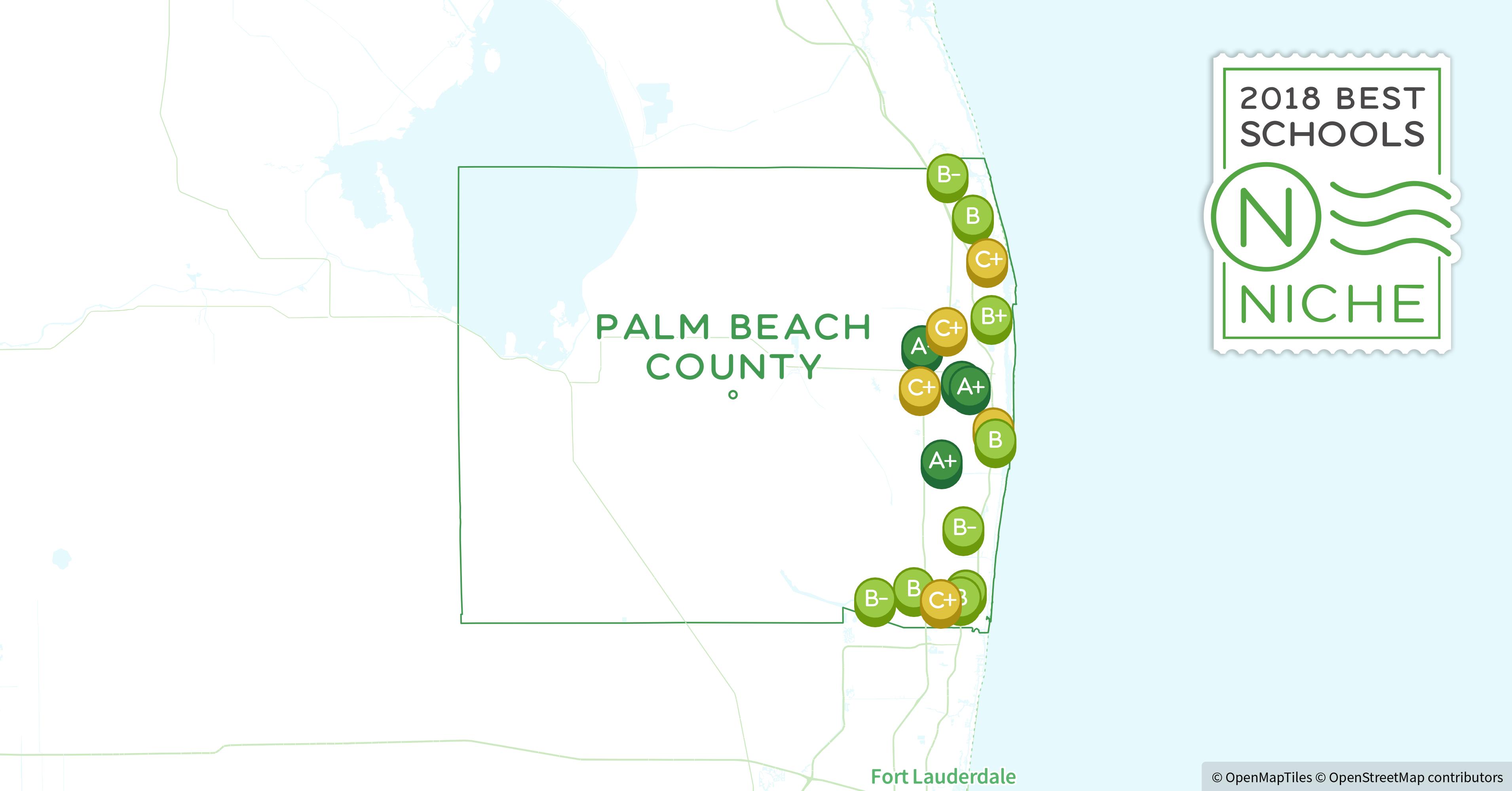 Best Public Middle School In Palm Beach County