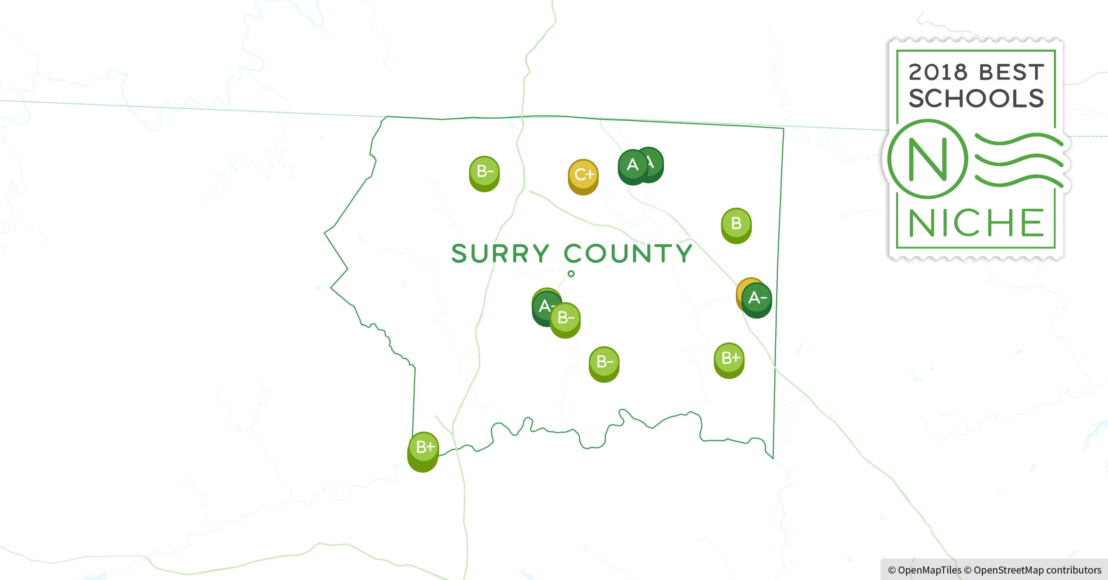 2018 best public high schools in surry county nc niche 1betcityfo Choice Image