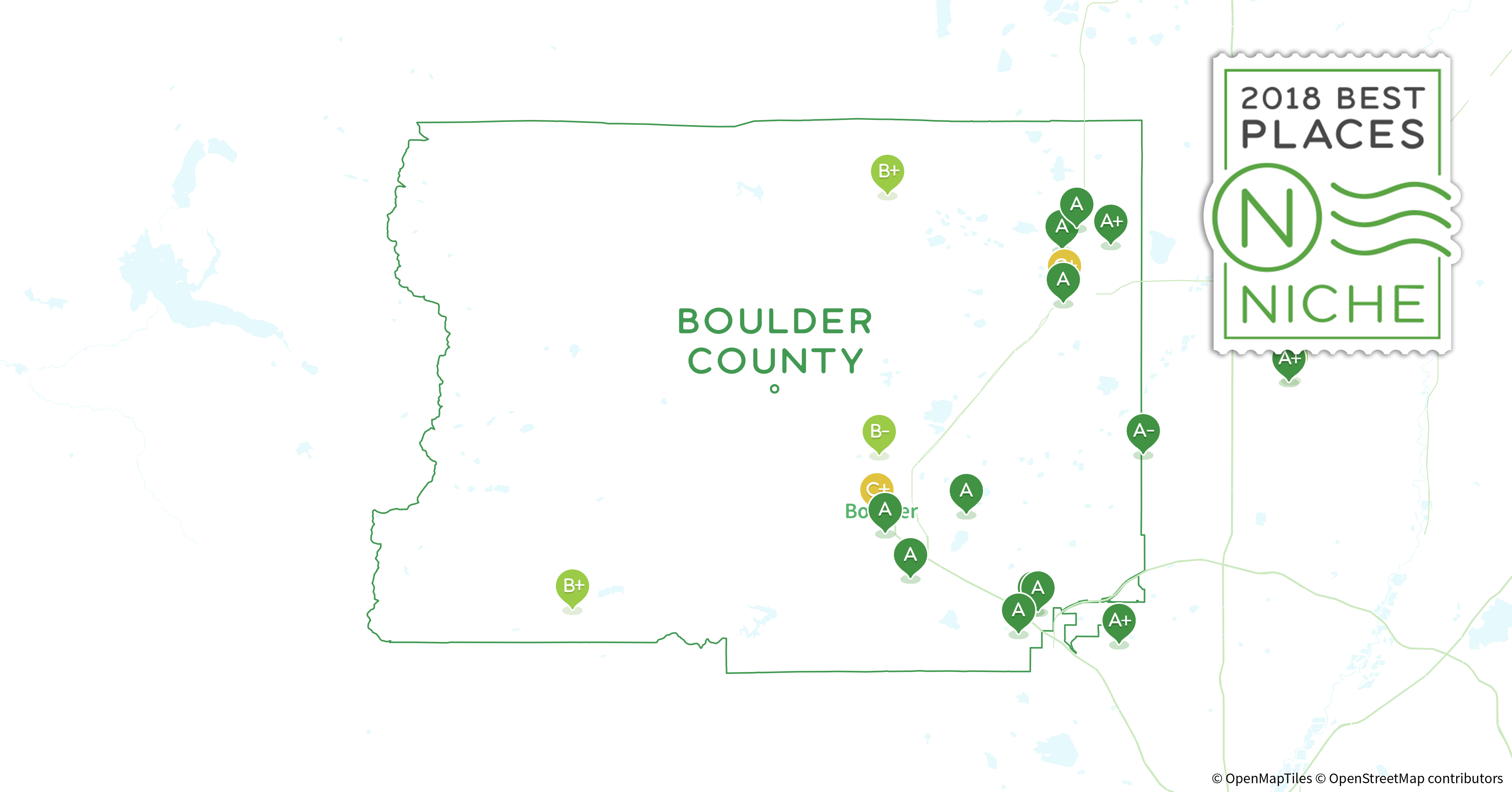 2018 best places to live in boulder county co niche