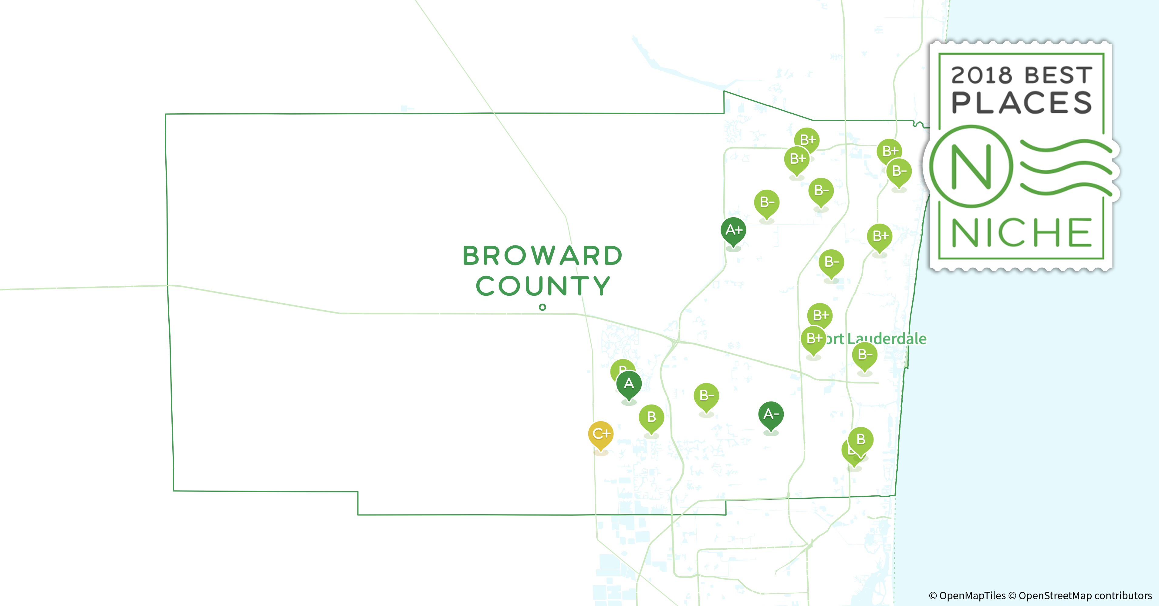2018 Best Places to Live in Broward County, FL - Niche