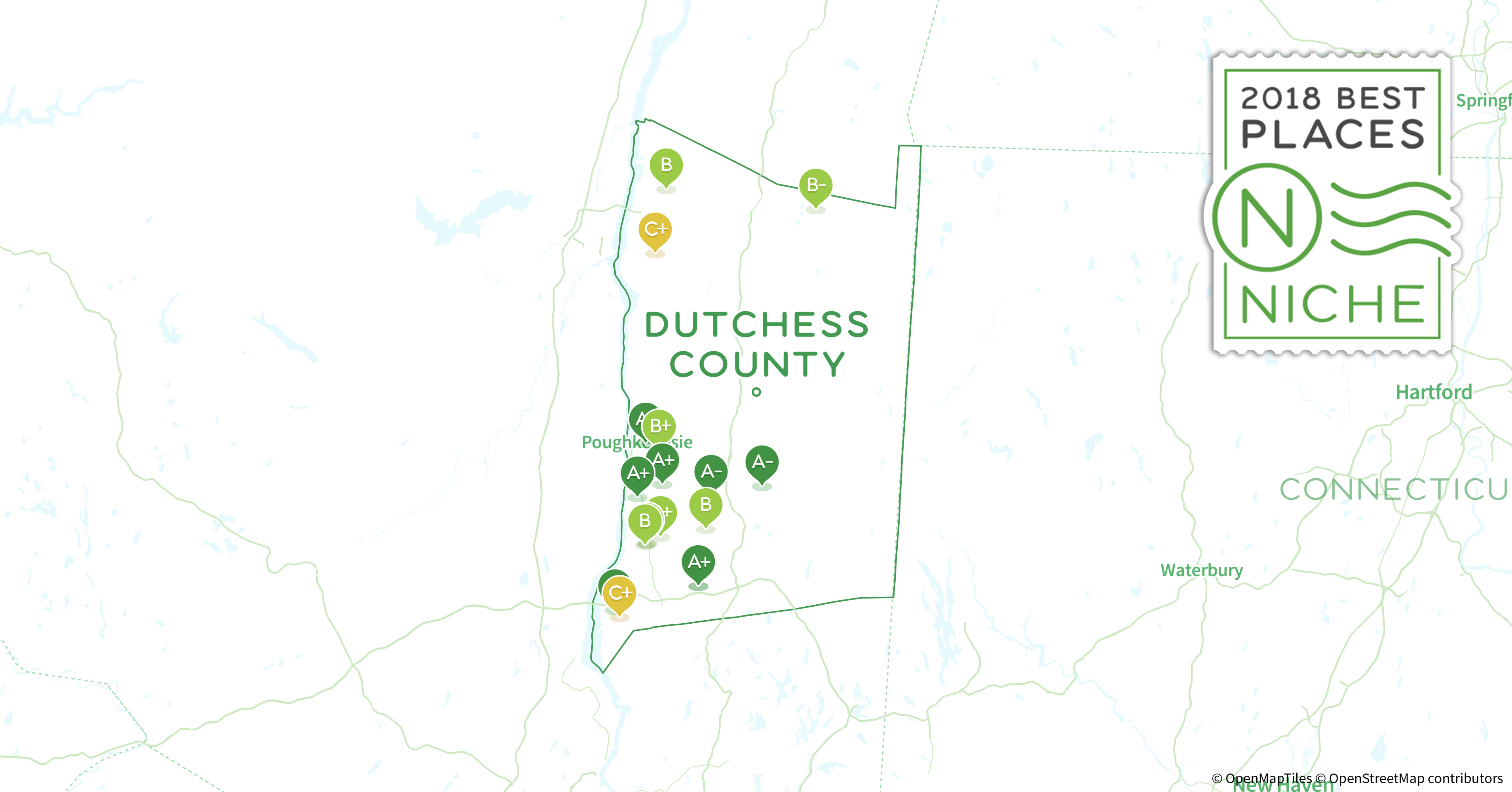 2018 Best Places to Live in Dutchess County, NY - Niche