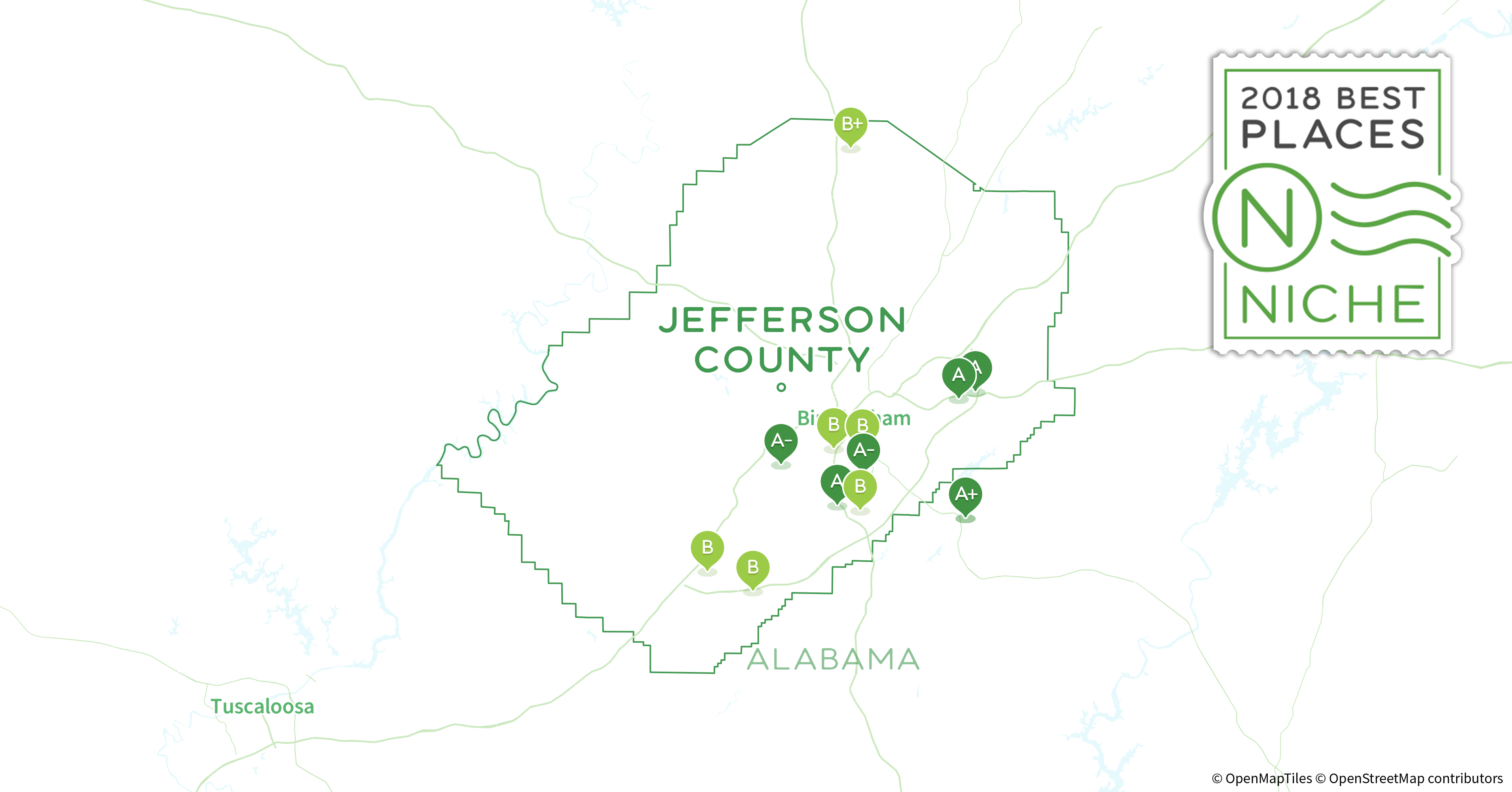 2018 best places to live in jefferson county al niche