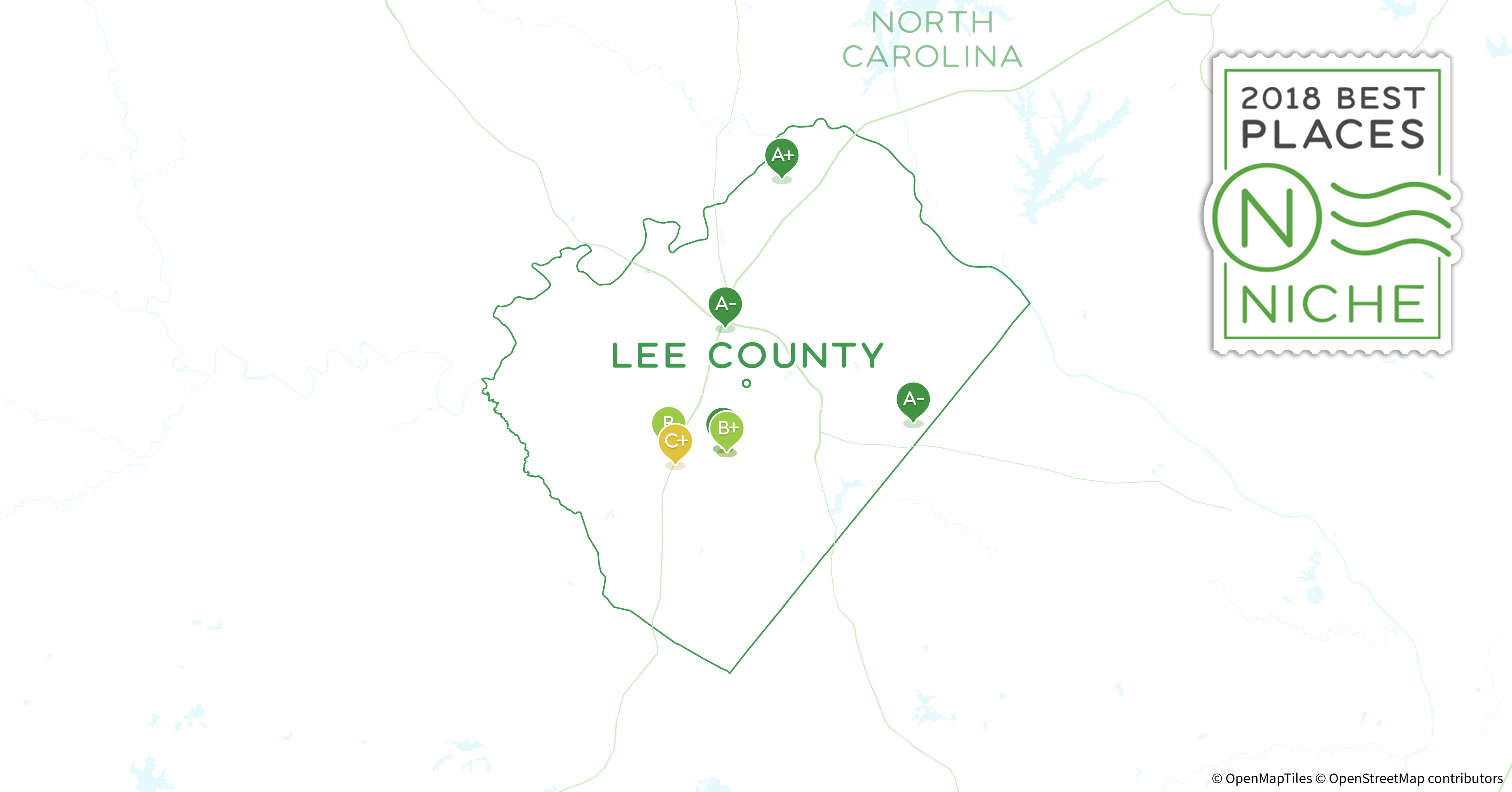2018 Most Diverse Places To Live In Lee County Nc Niche