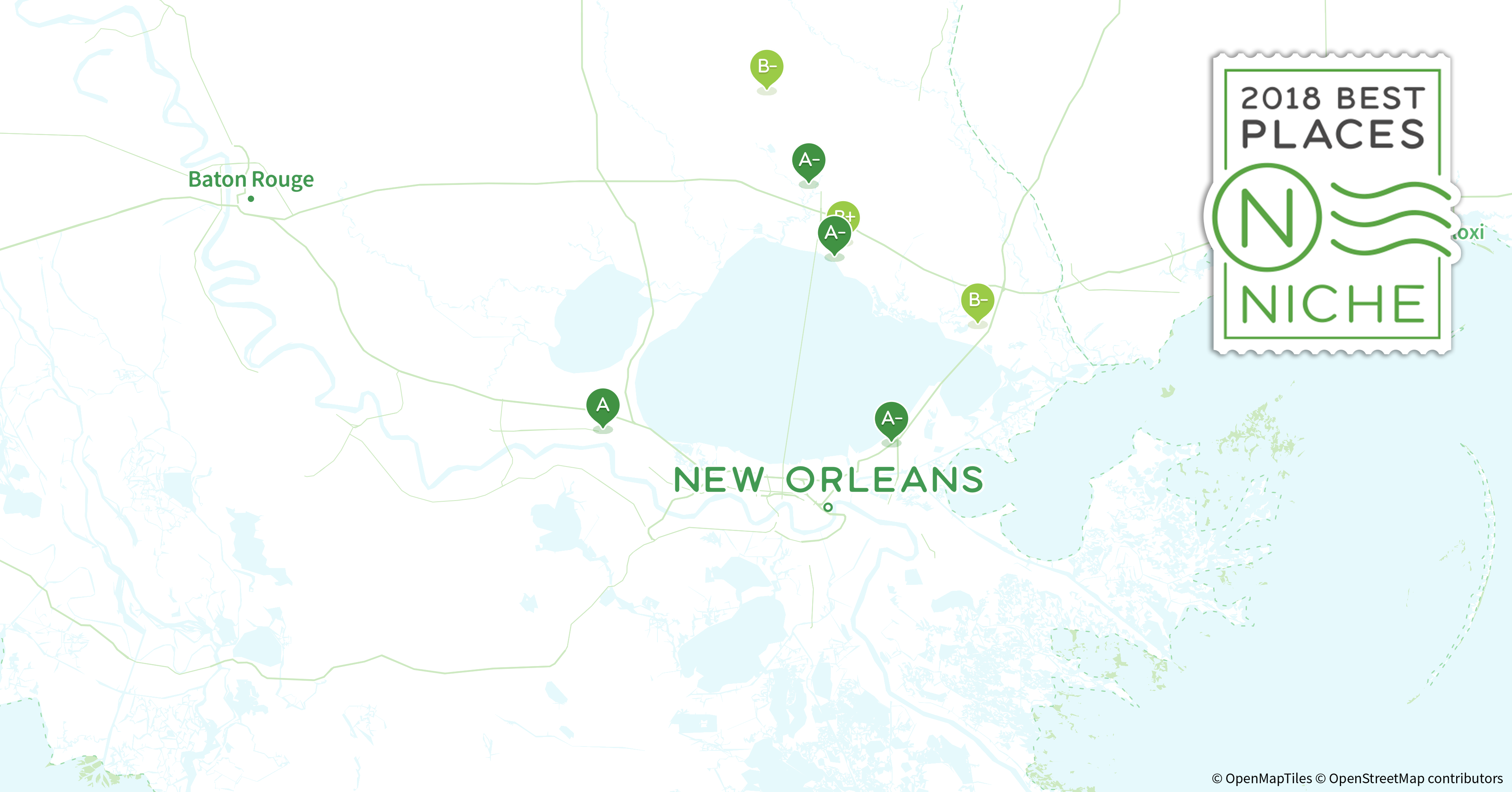 2018 Best Neighborhoods to Live in New Orleans Area - Niche New Orleans Police Districts Map on new orleans school districts map, new orleans weather, new orleans districts and wards, new orleans historic districts map, orleans parish district map, new orleans neighborhood boundaries, new orleans 9th ward today, new orleans municipal districts map, new orleans prohibition, new orleans council districts map, new orleans maps with landmarks, new orleans garden district tour, new orleans neighborhood guide, new orleans art district, new orleans fire department, chicago wards and precincts map, new orleans ward boundaries, new orleans wards and precincts, arizona house districts map, fdot district 3 map,