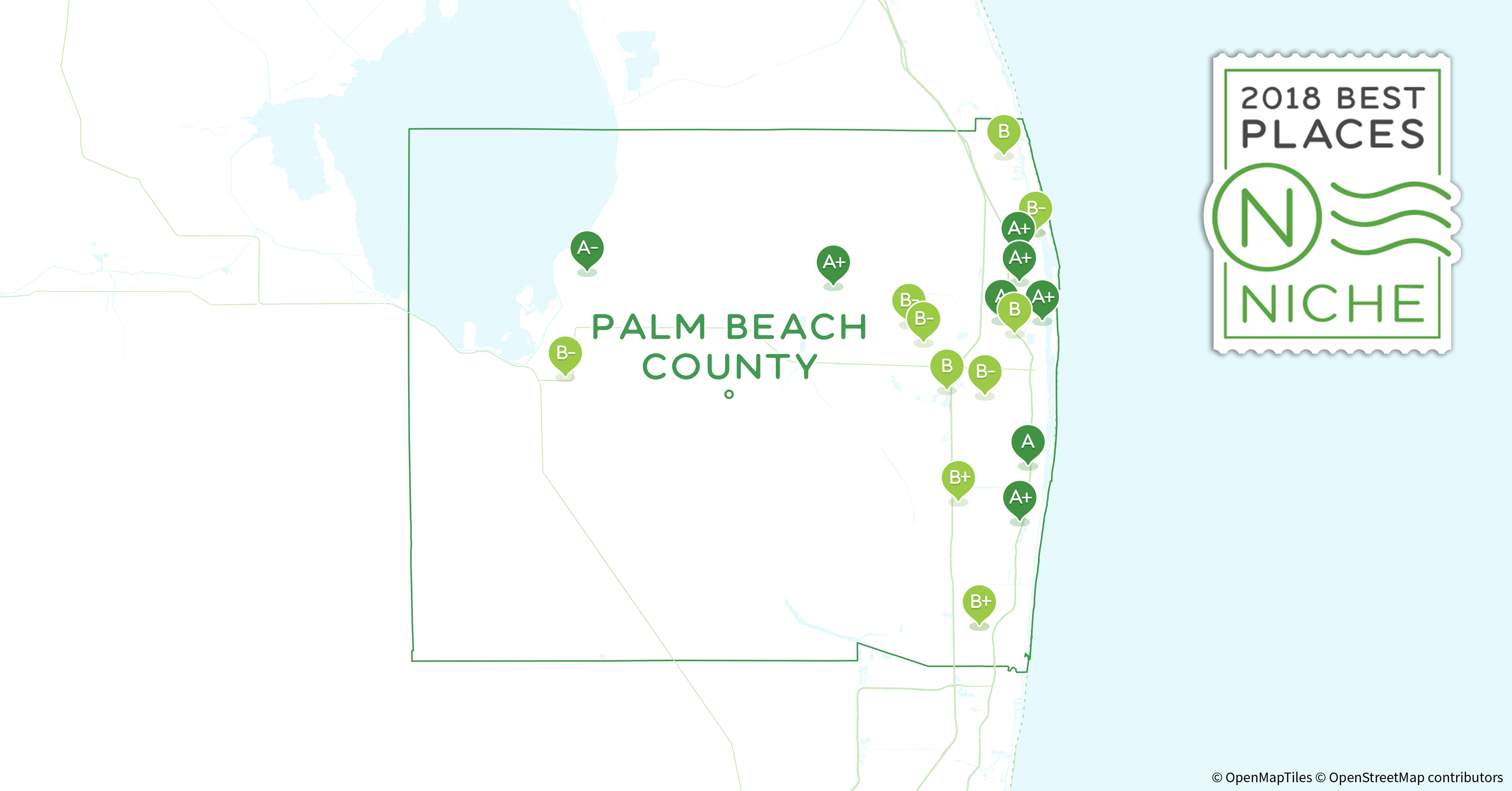 2018 Best Places to Live in Palm Beach County, FL - Niche Palm Beach County Map With Cities on prince george's county map with cities, sumter county map with cities, hernando county map with cities, madison county map with cities, midwestern united states map with cities, broward county map with cities, oklahoma county map with cities, contra costa county map with cities, mobile county map with cities, tx county map with cities, pinellas county map with cities, monroe county map with cities, oh county map with cities, martin county map with cities, orange county map with cities, dade county map with cities, palm beach city map, baltimore county map with cities, weld county map with cities, sarasota county map with cities,