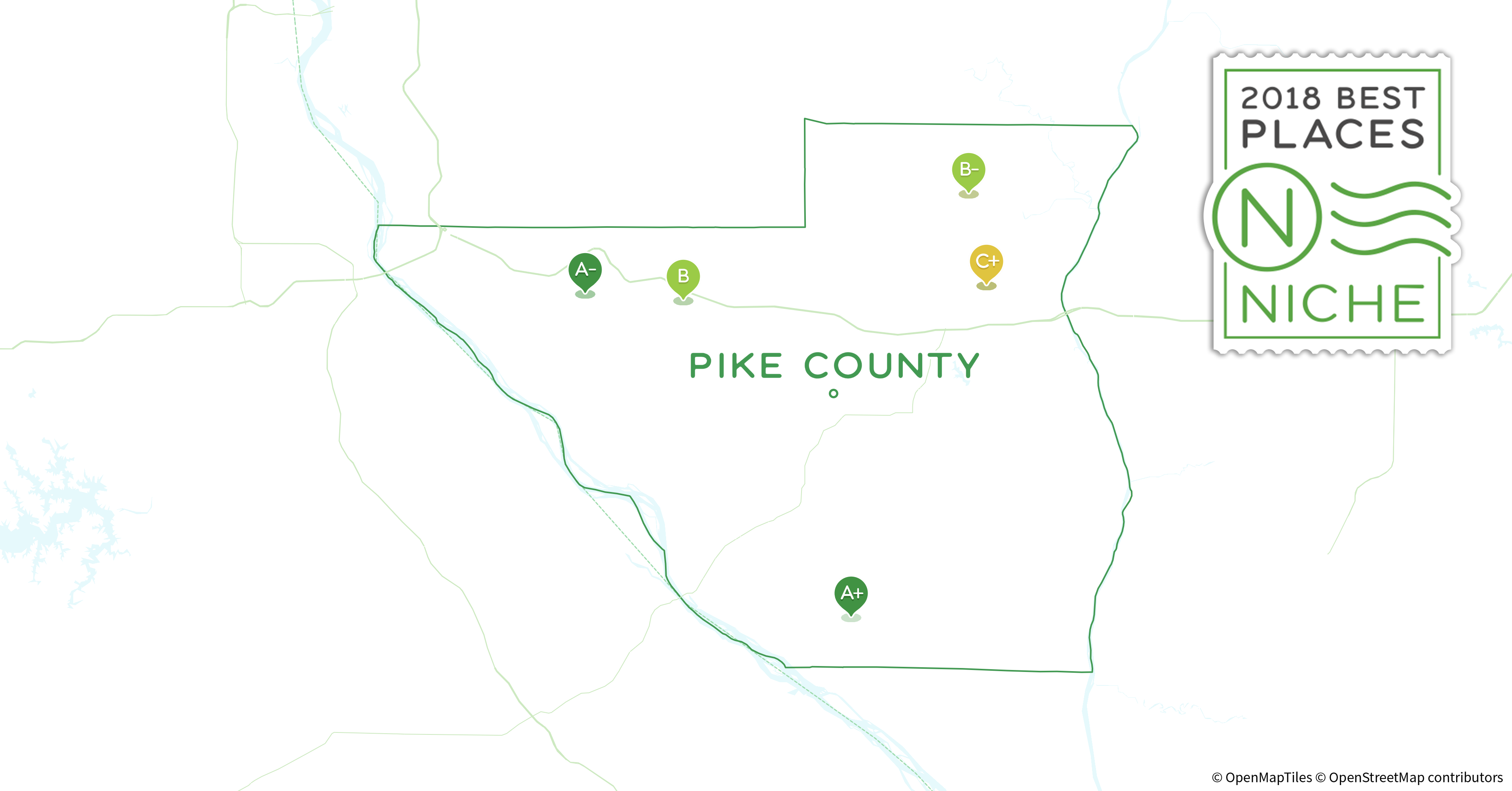 2018 Best Places To Live In Pike County Il Niche