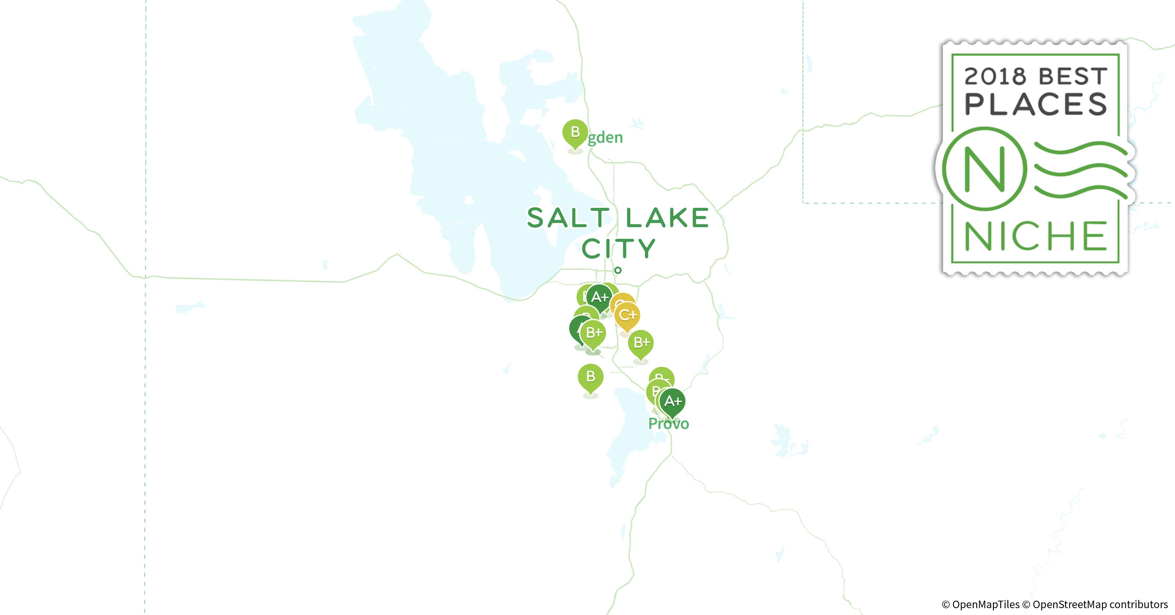 2018 best salt lake city area suburbs to live niche