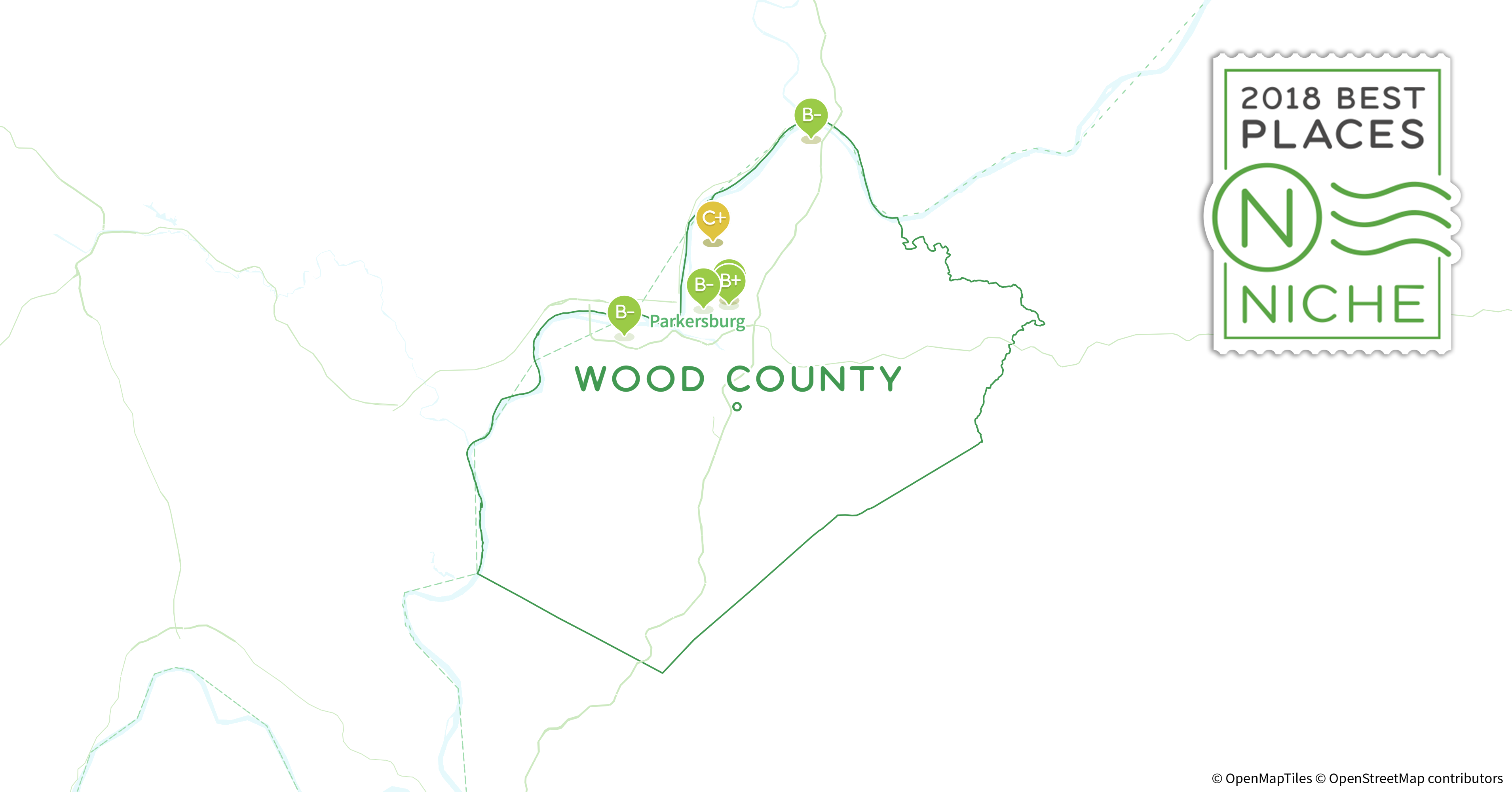 2018 Safest Places to Live in Wood County, WV - Niche