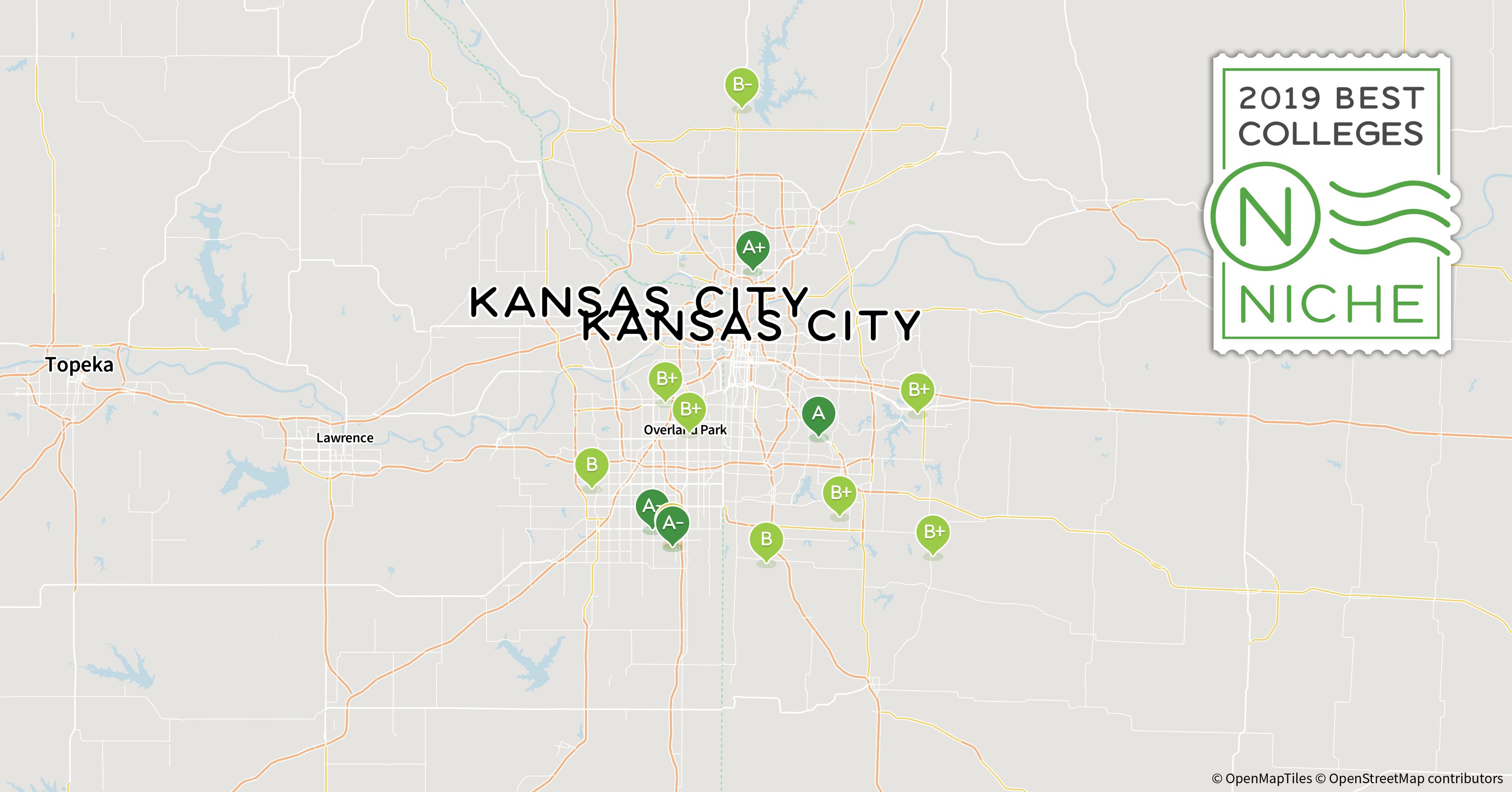 Kansas City Colleges >> 2019 Best Business Schools In Kansas City Area Niche