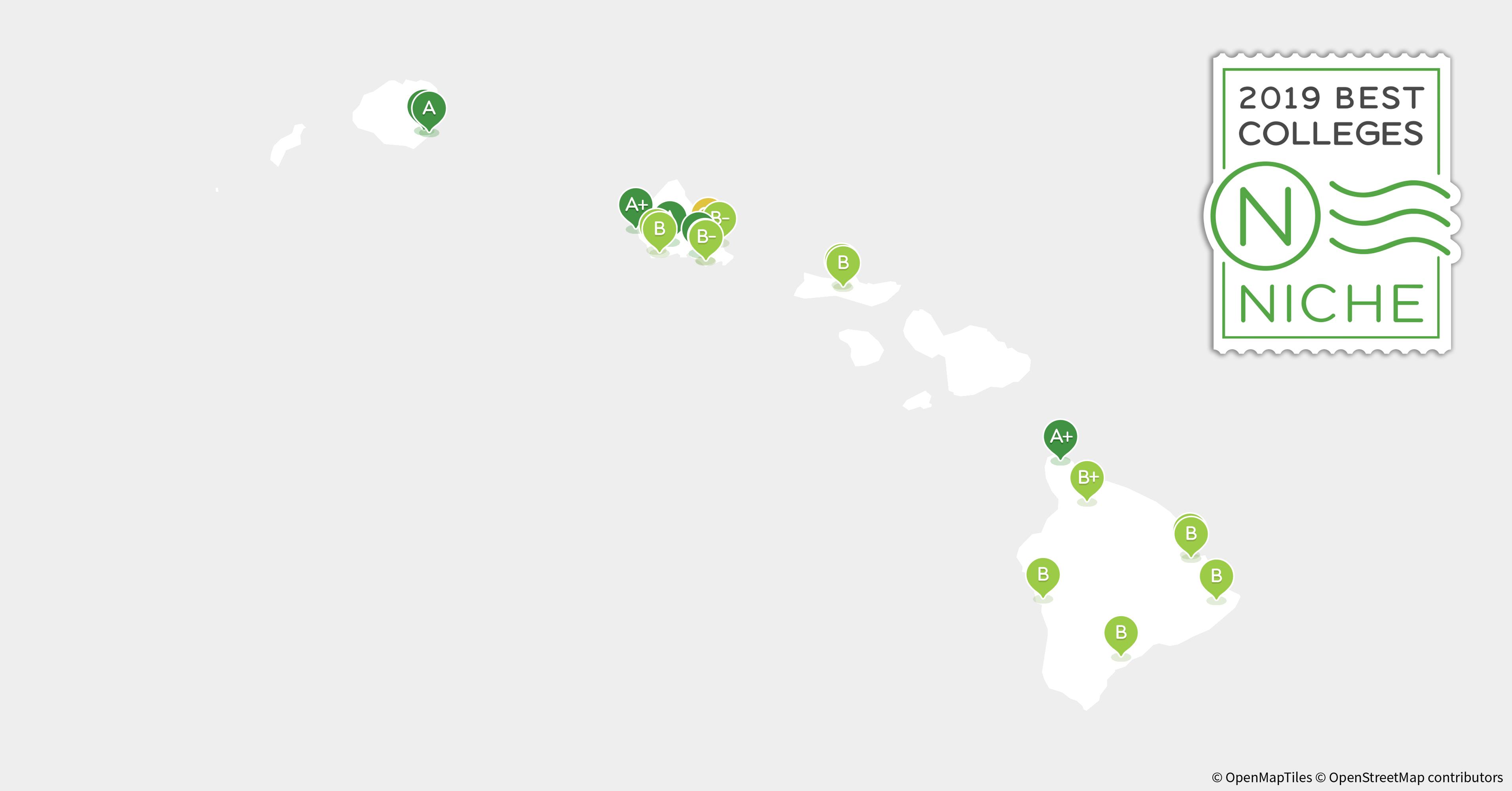 2019 Best Community Colleges In Hawaii Niche