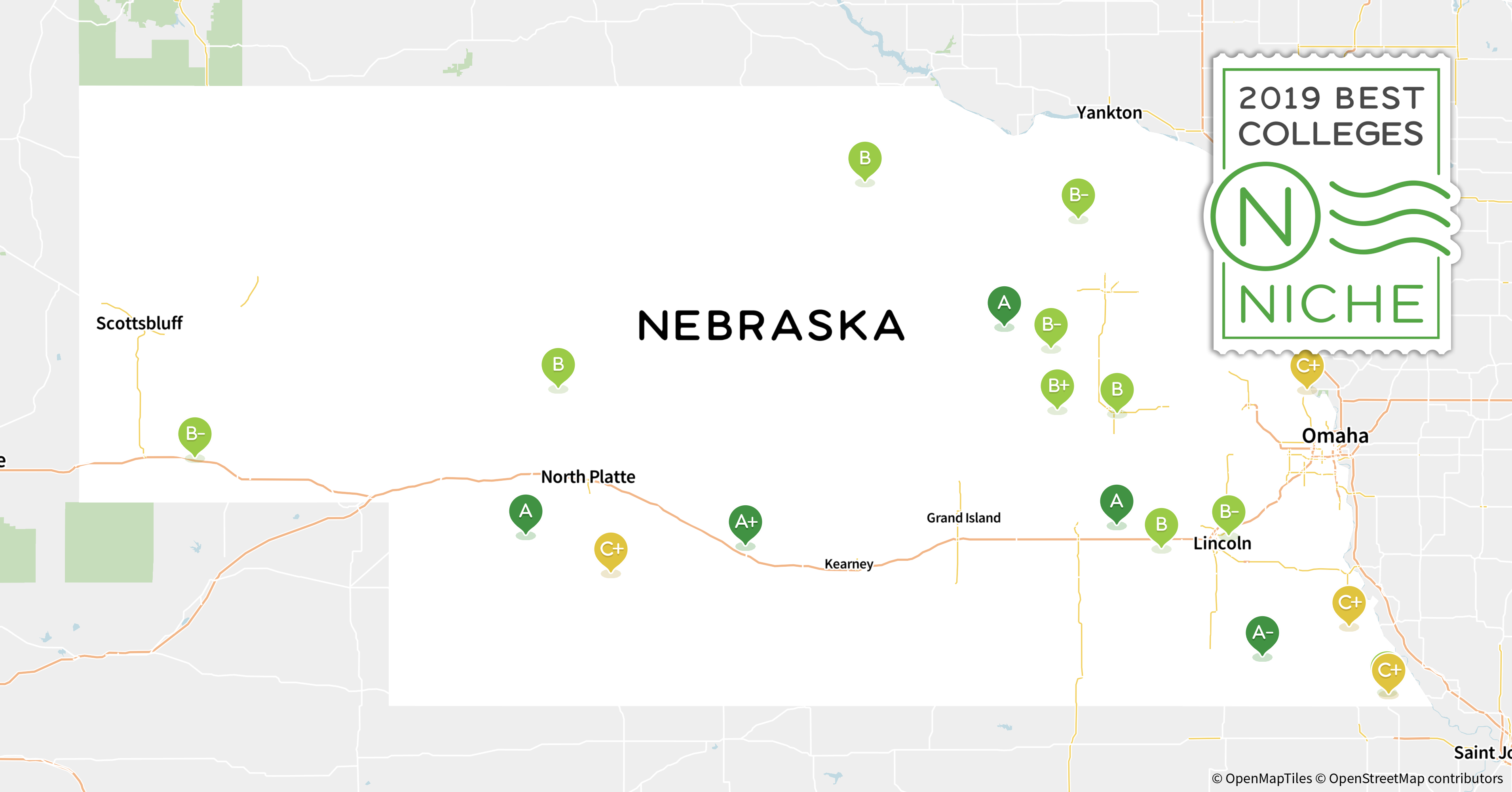 2019 Top Party Schools In Nebraska Niche