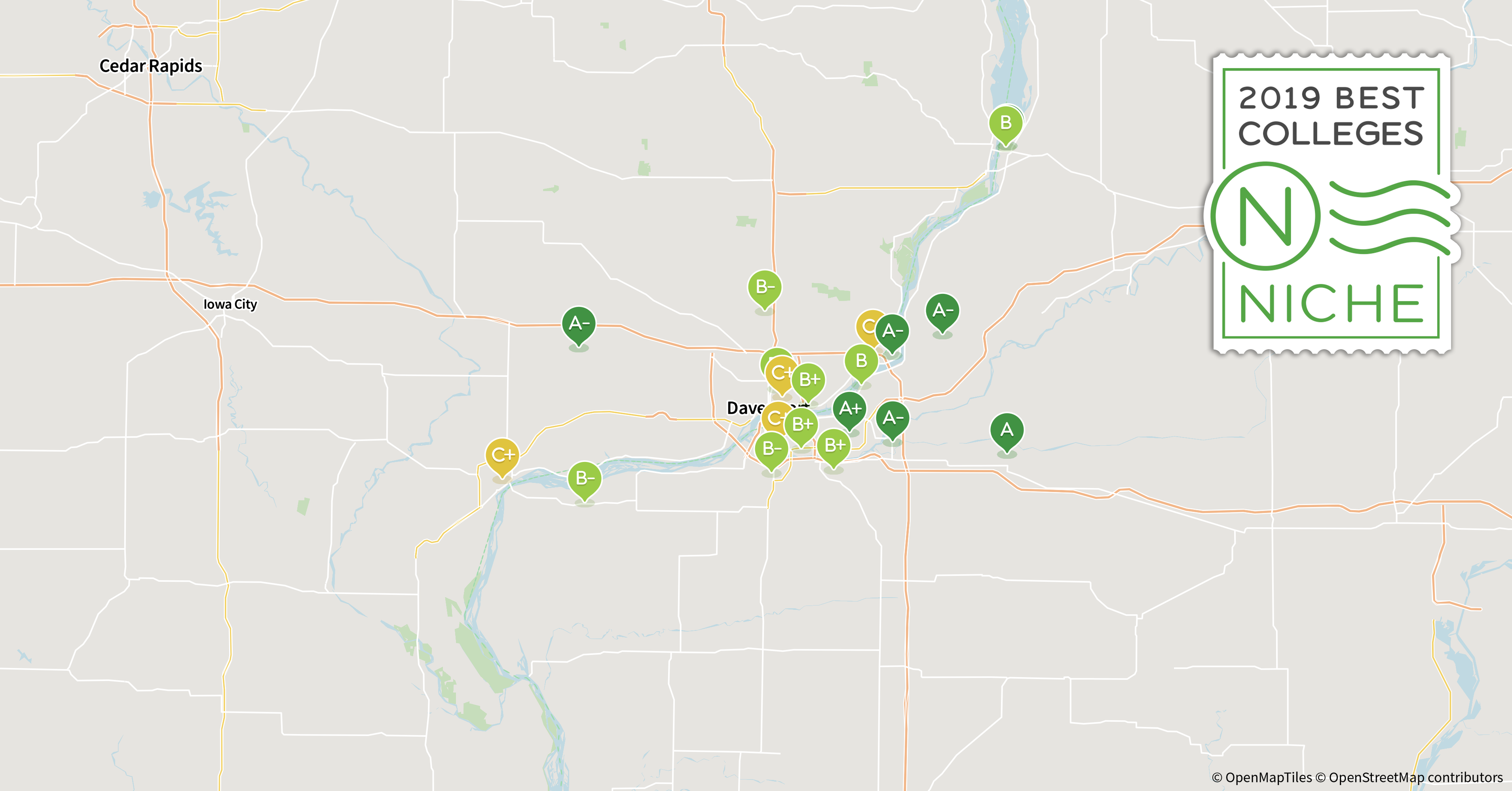 2019 Top Graduate Programs in the Quad Cities Area - Niche Kaplan University Davenport Campus Map on maryland campus map, city college campus map, witcc campus map, kaplan university clubs, cuyahoga community college campus map, art institute campus map, kaplan college map, minnesota campus map, kaplan university certificate programs, marshalltown community college campus map, berkeley college campus map, kaplan university criminal justice, nebraska campus map, scott community college campus map, kaplan university catalog, kaplan university transcripts, york college campus map, northwestern college campus map, cornell college campus map, kaplan university tuition,