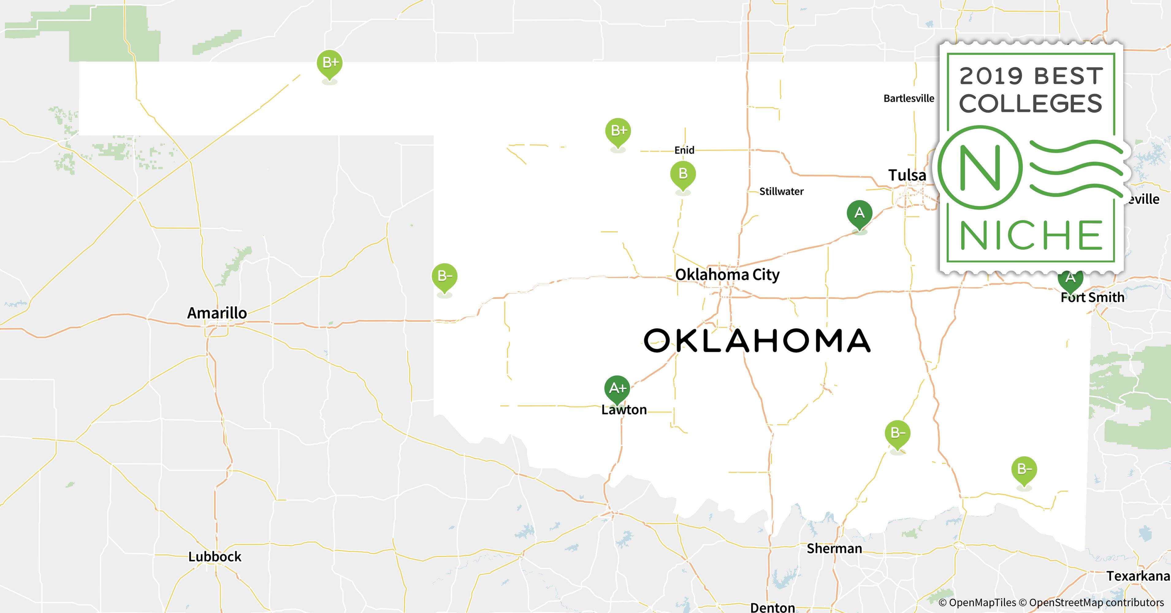 Universities In Oklahoma >> 2019 Top Graduate Programs In Oklahoma Niche