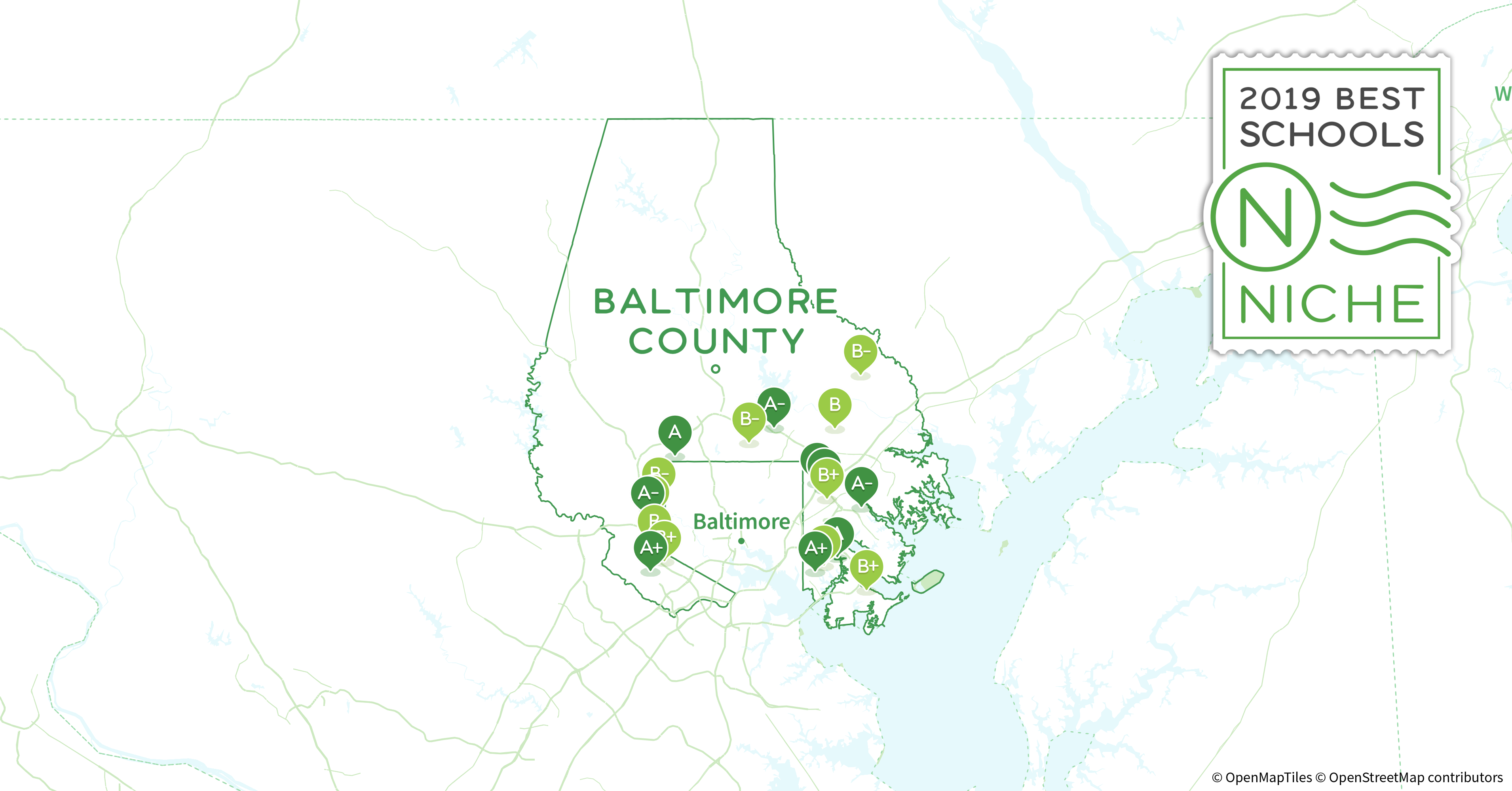 Loyola Blakefield Campus Map.2019 Best Private High Schools In Baltimore County Md Niche