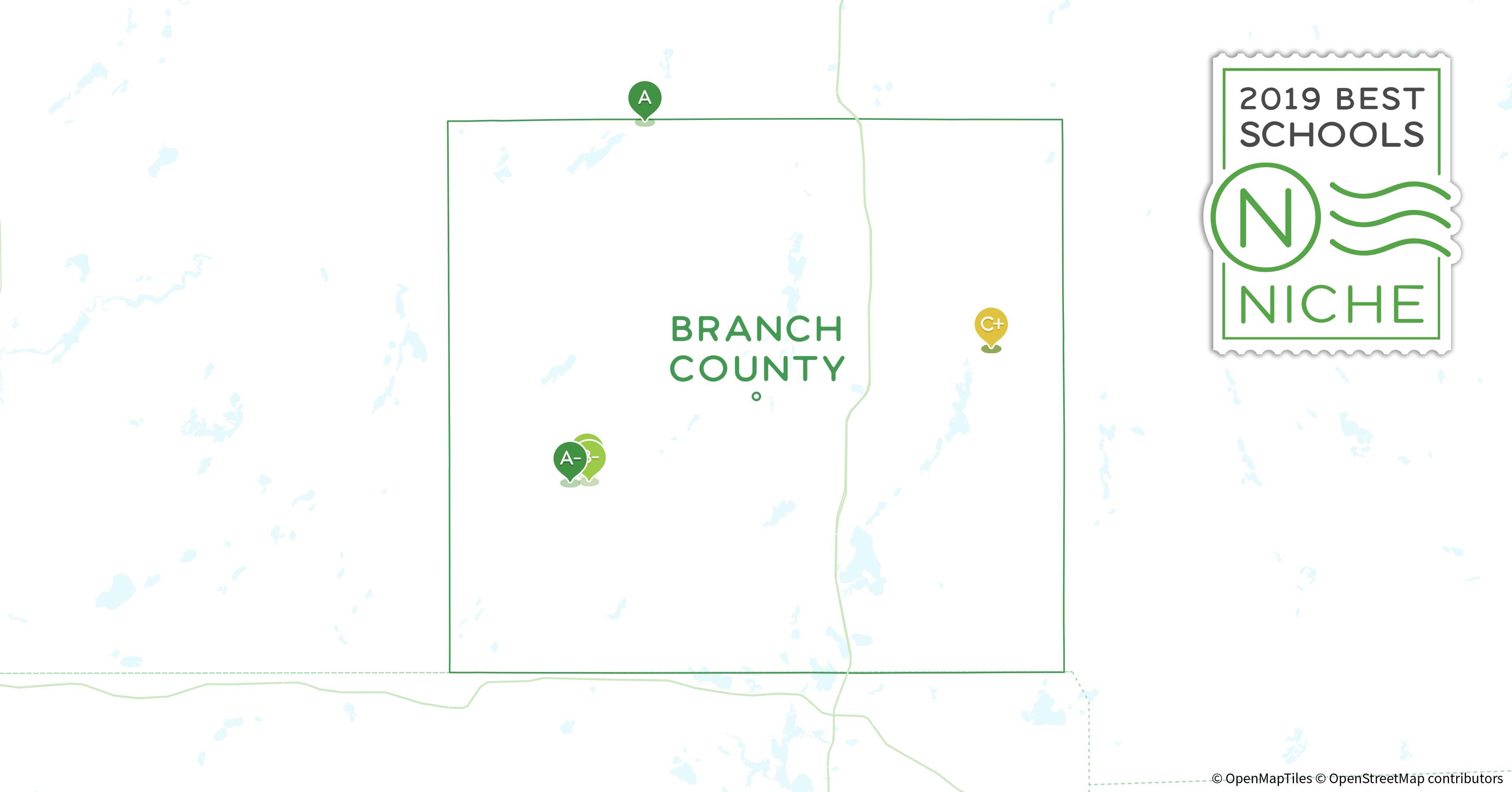 School Districts In Branch County Mi Niche