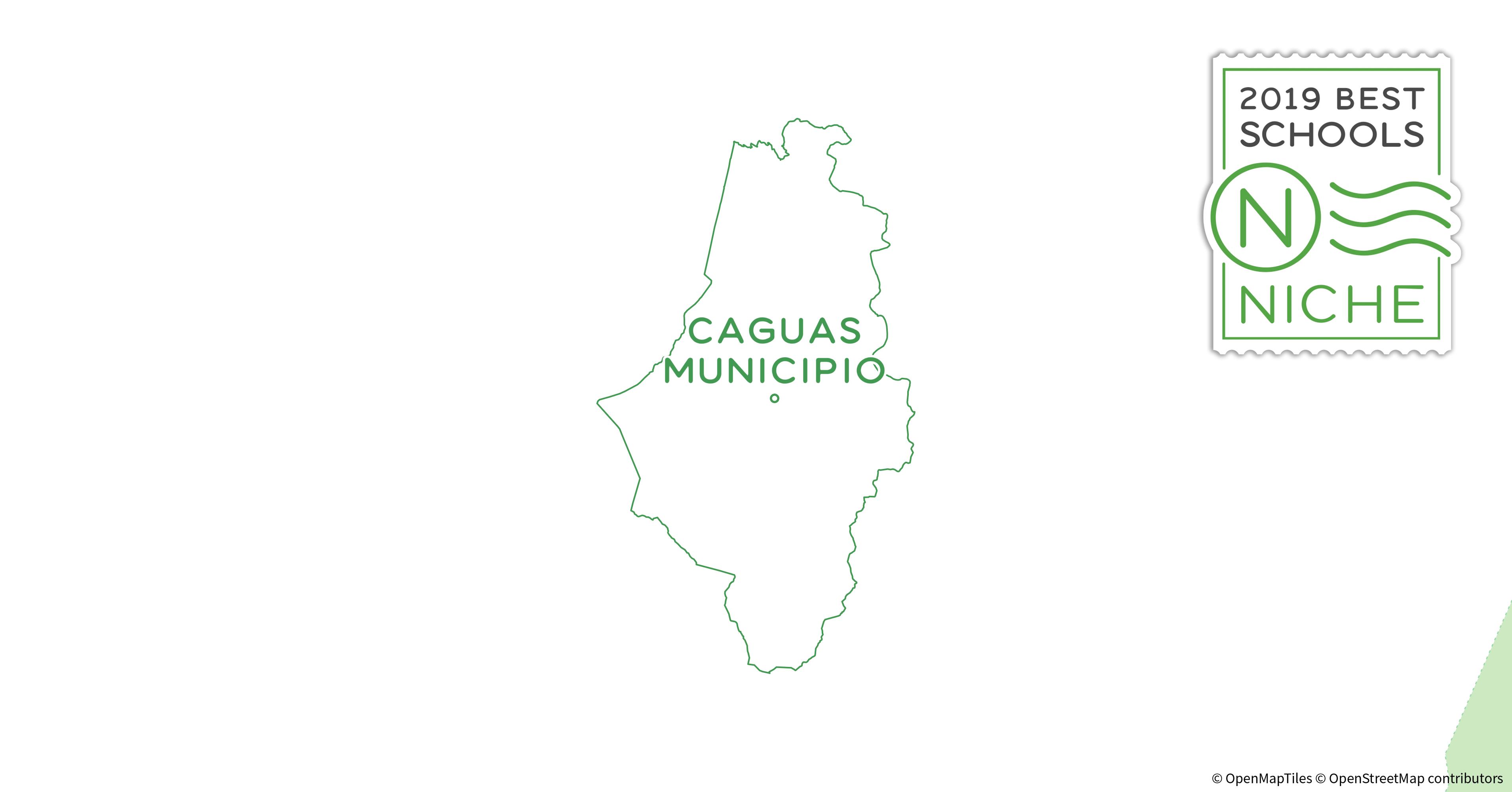 2019 Best Public High s in Caguas Municipio, PR - Niche Caguas Map on