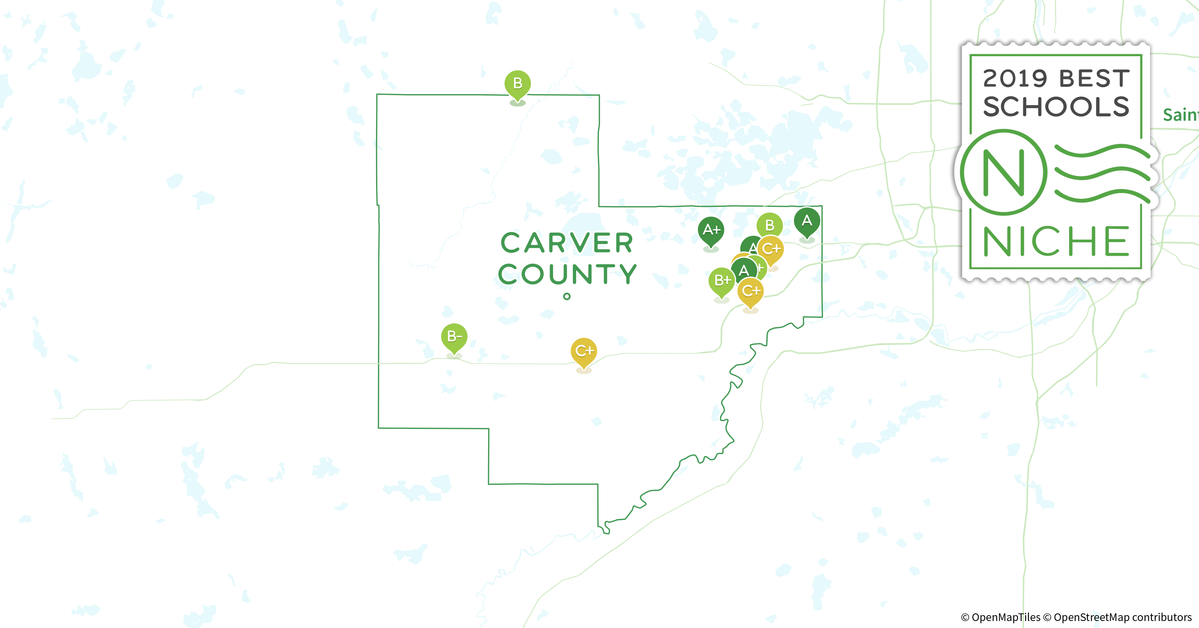 Charter Schools In Carver County Mn Niche