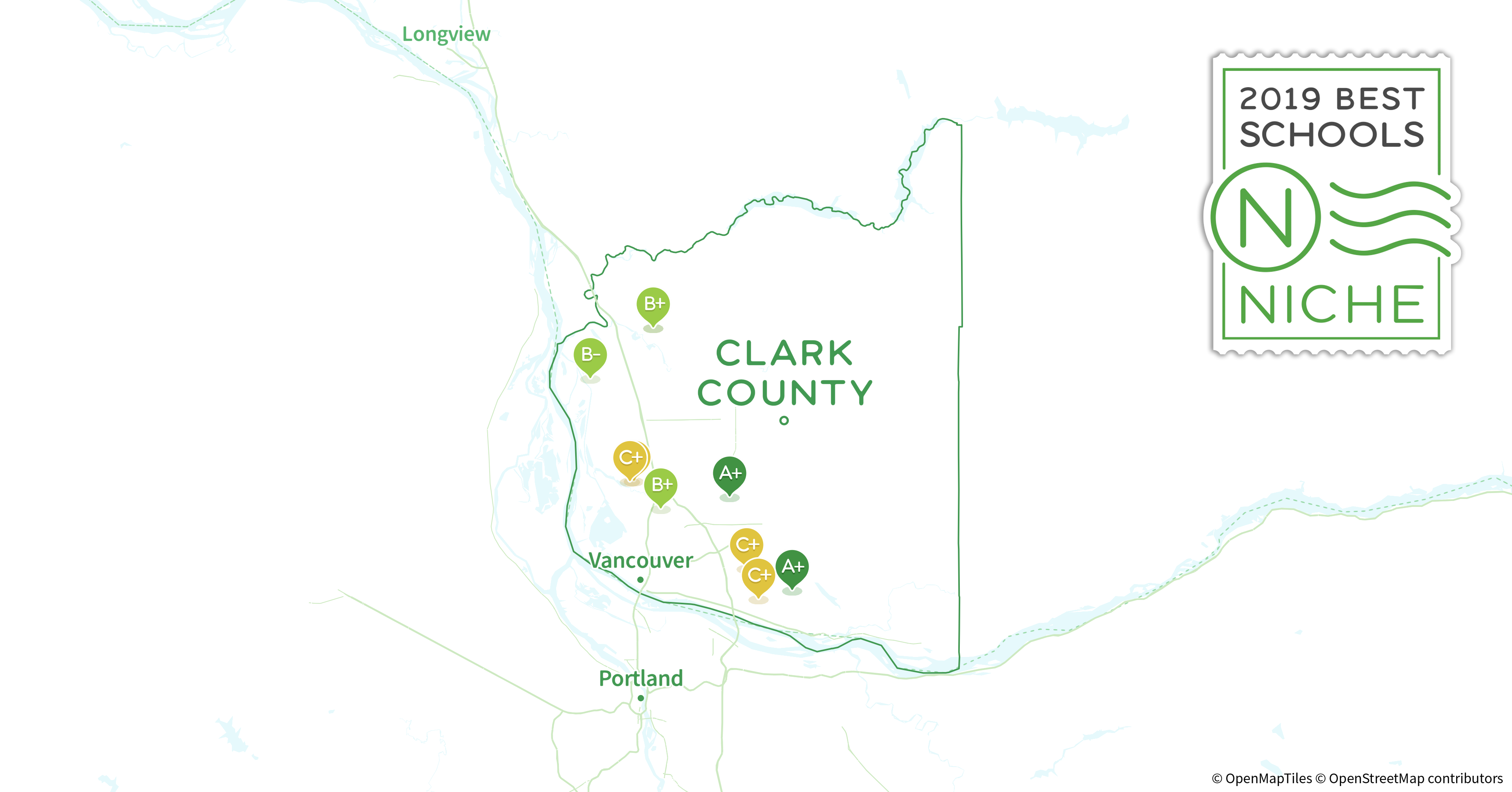 School Districts In Clark County Wa Niche