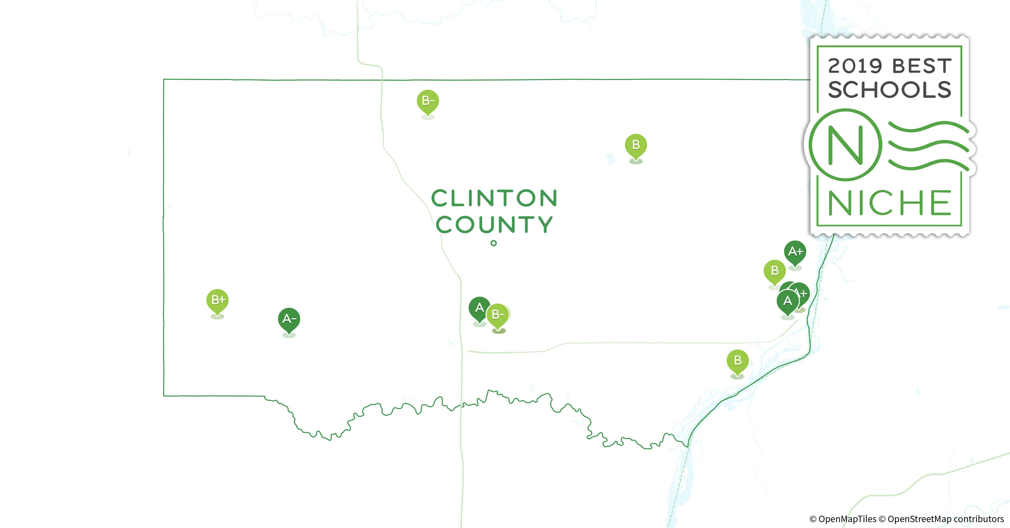 School Districts In Clinton County Ia Niche