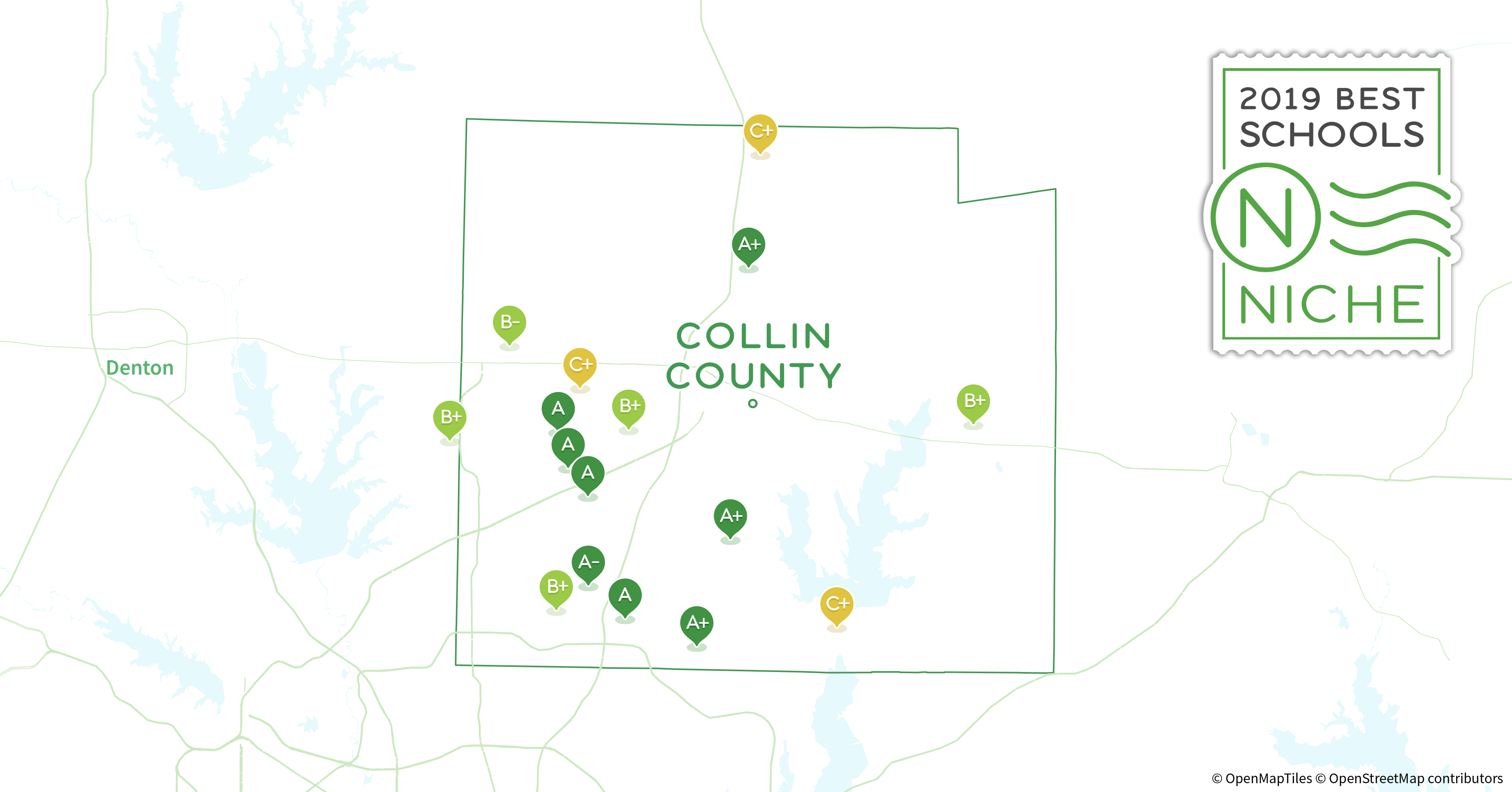 School Districts In Collin County Tx Niche