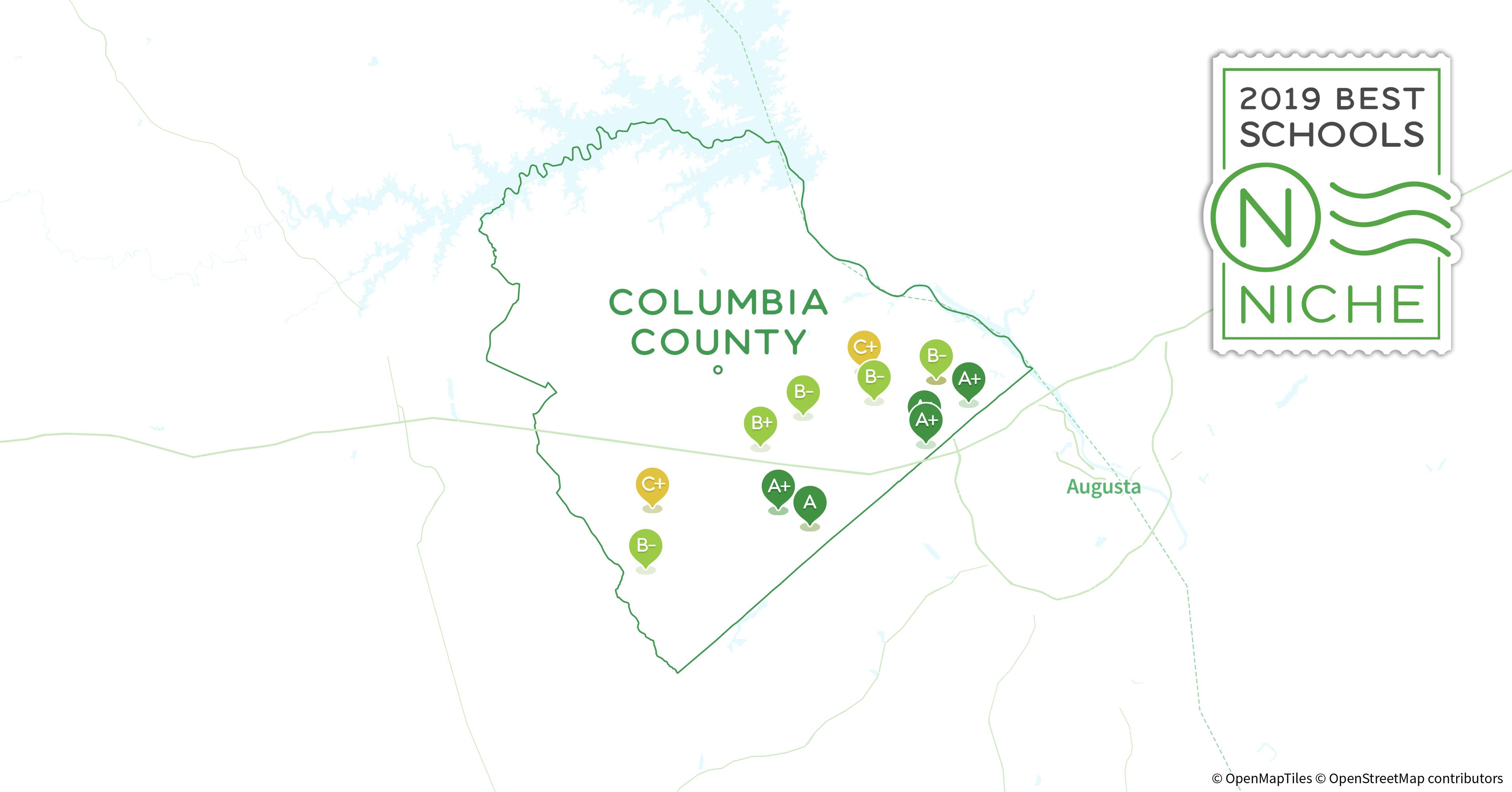 Columbia county ga school district calendar