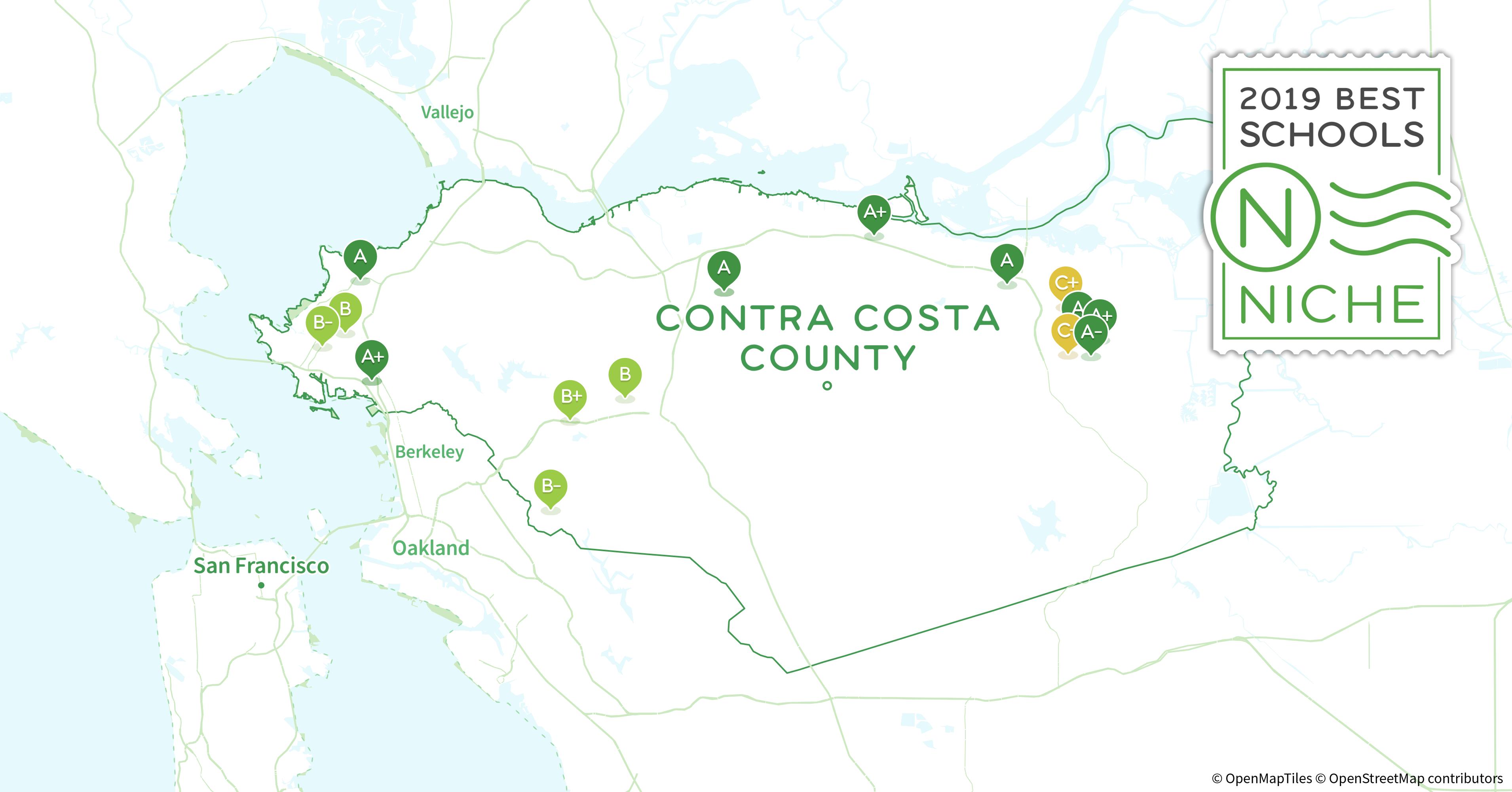 2019 best private high schools in contra costa county  ca