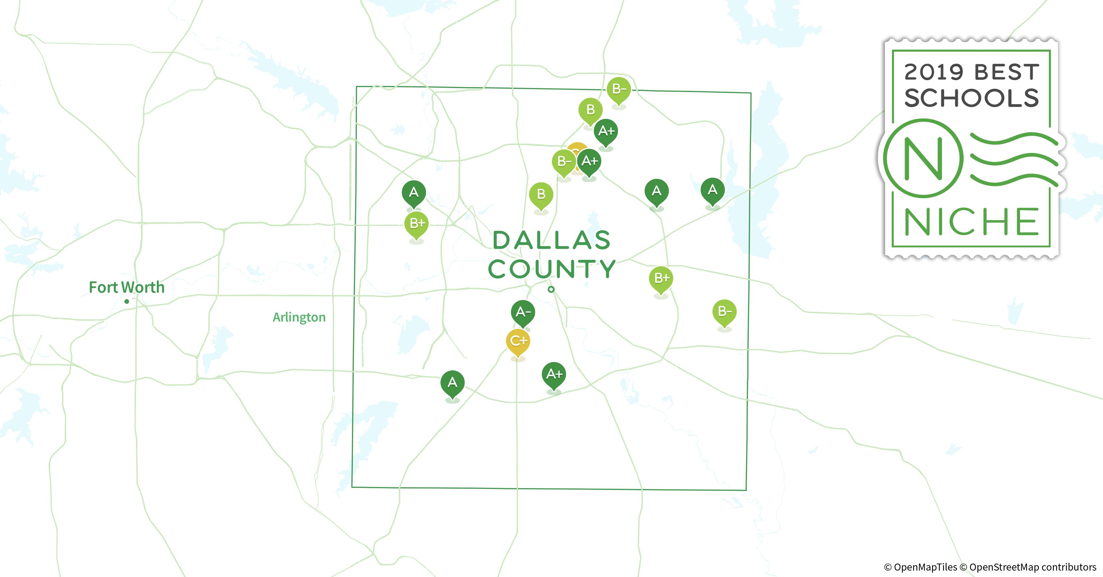 2019 Best Private High Schools In Dallas County Tx Niche