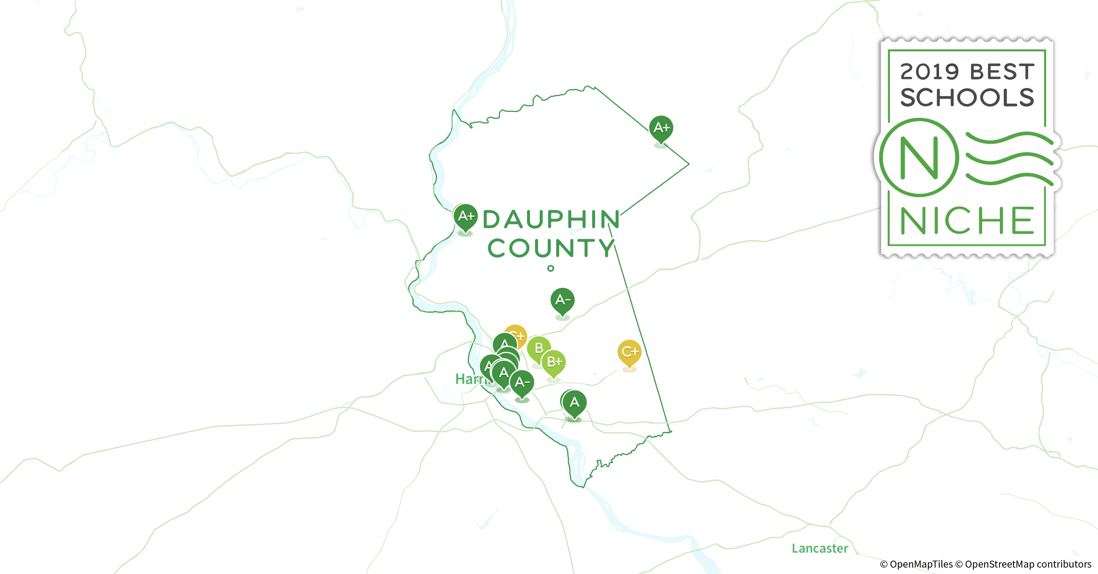 School Districts In Dauphin County Pa Niche