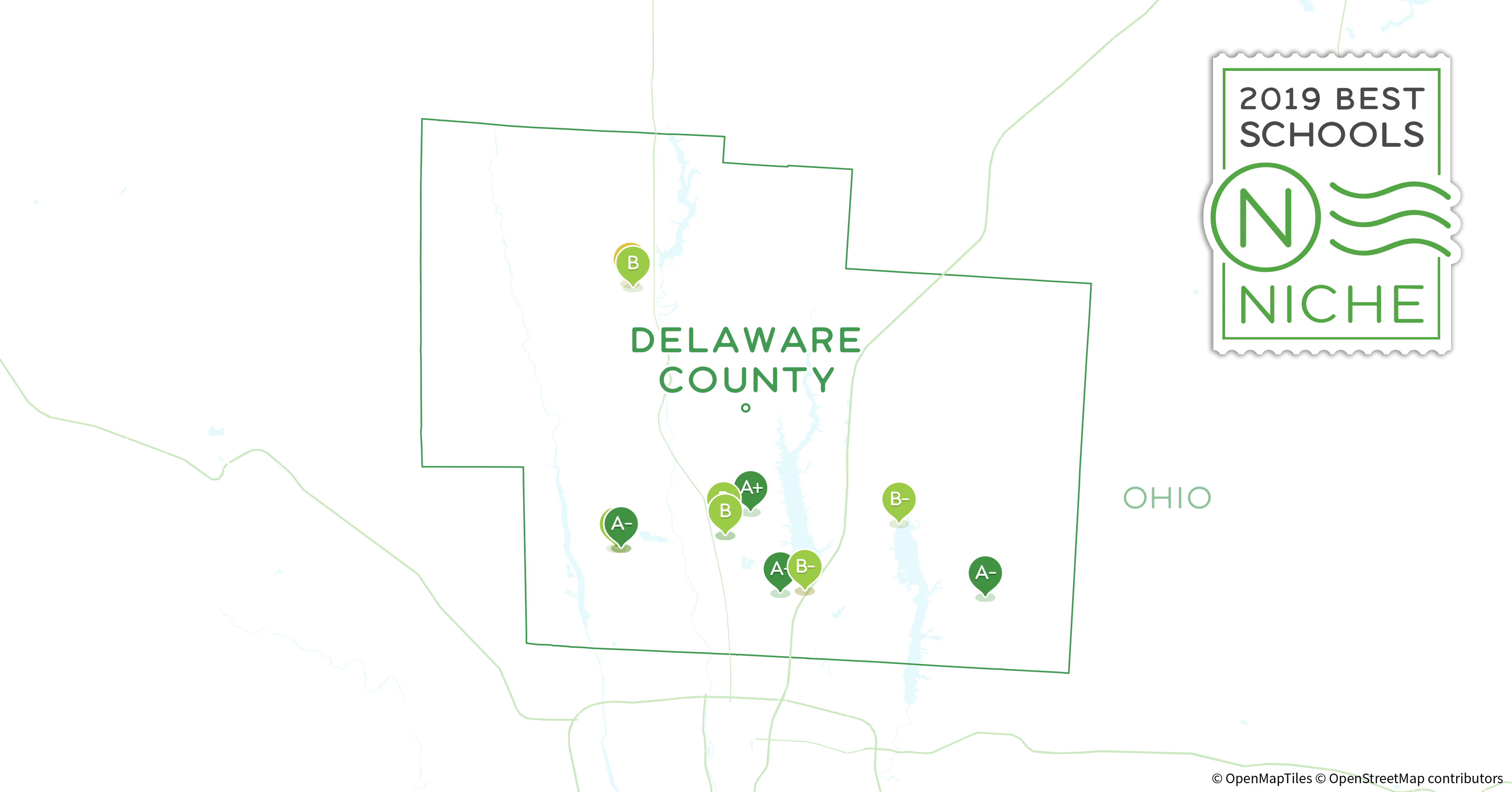 School Districts In Delaware County Oh Niche
