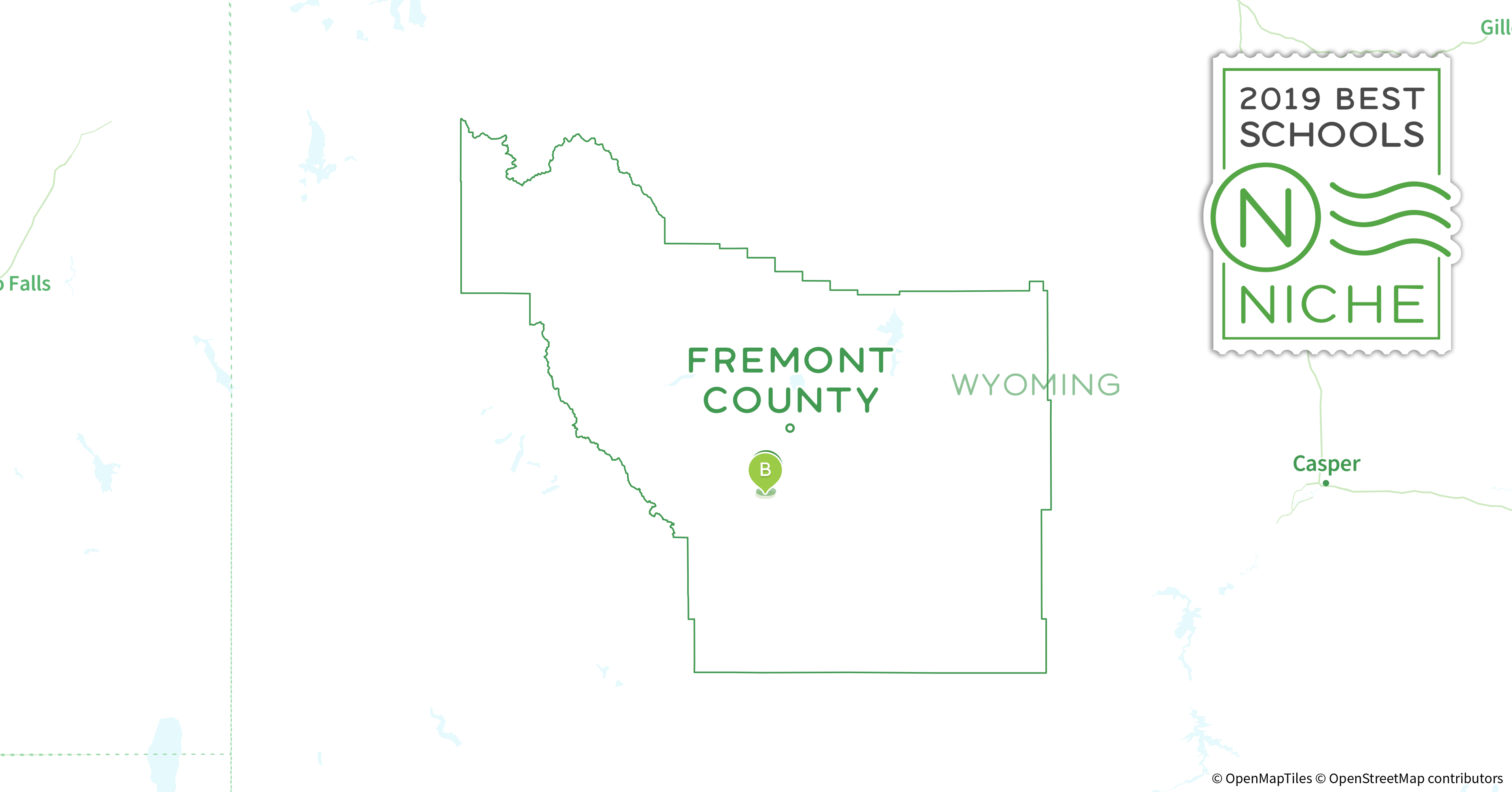 School Districts In Fremont County Wy Niche