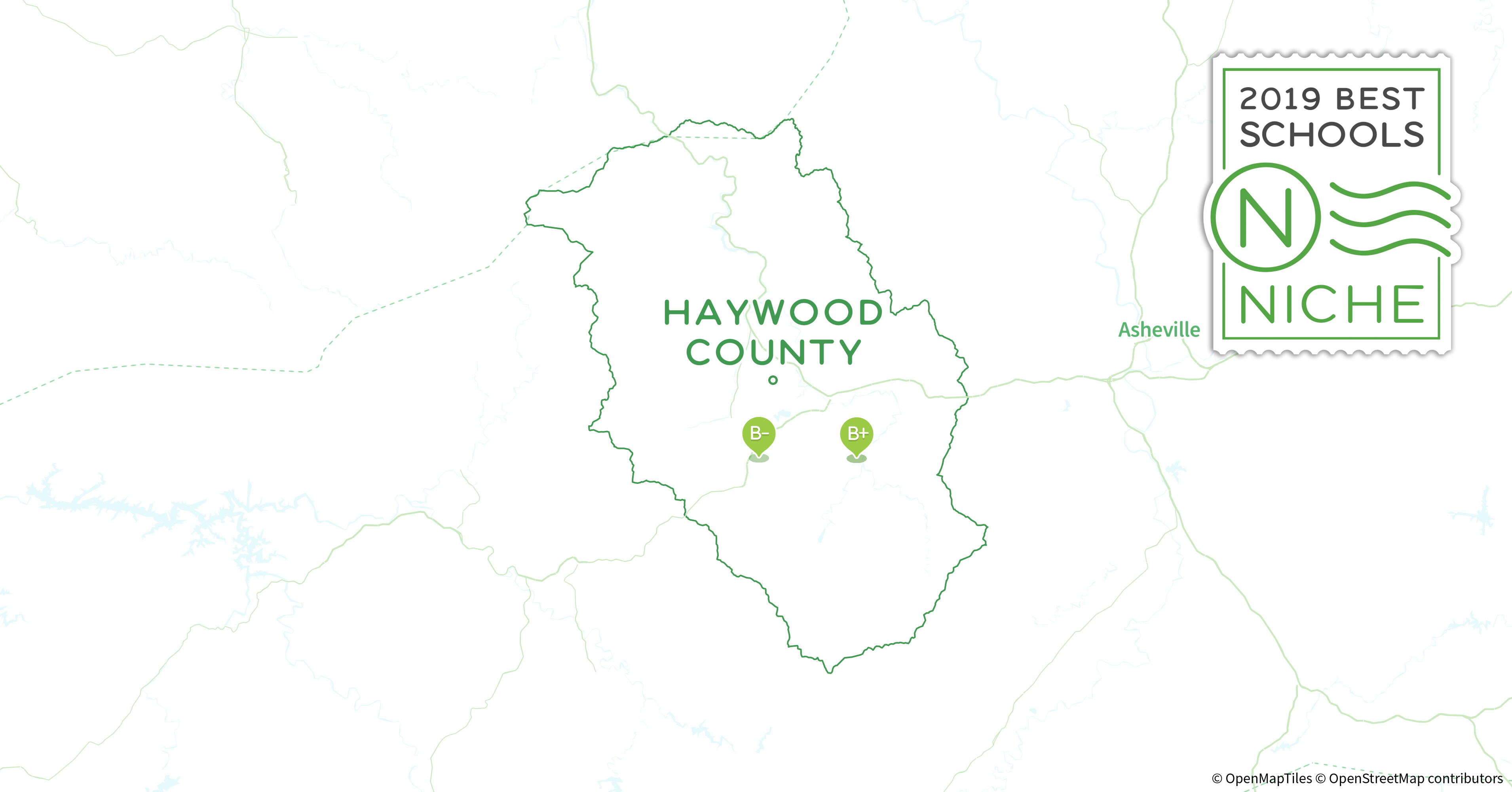 Haywood County Nc Map.2019 Best Public Elementary Schools In Haywood County Nc Niche