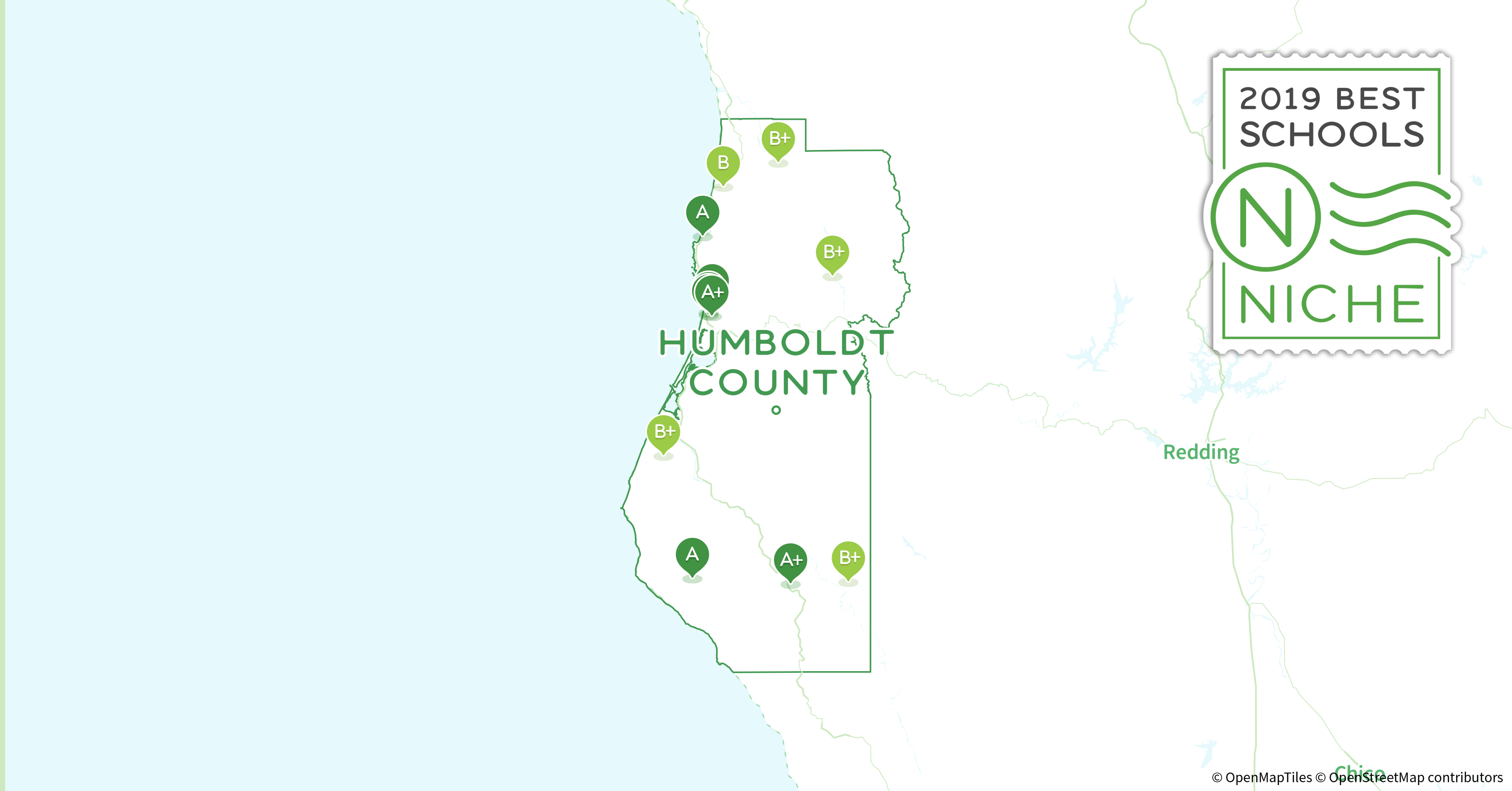 School Districts In Humboldt County Ca Niche
