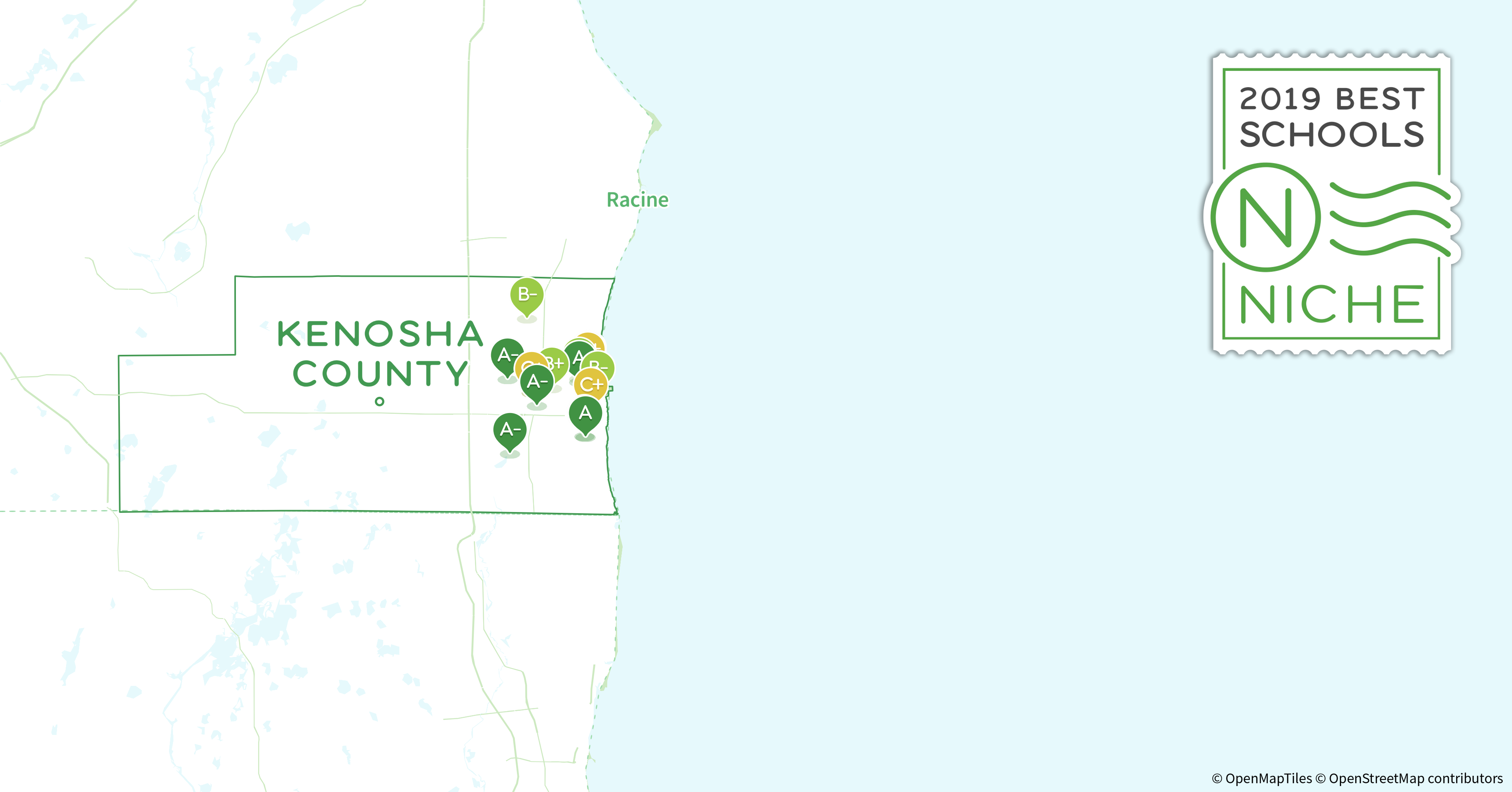 2019 Best Private High Schools In Kenosha County Wi Niche