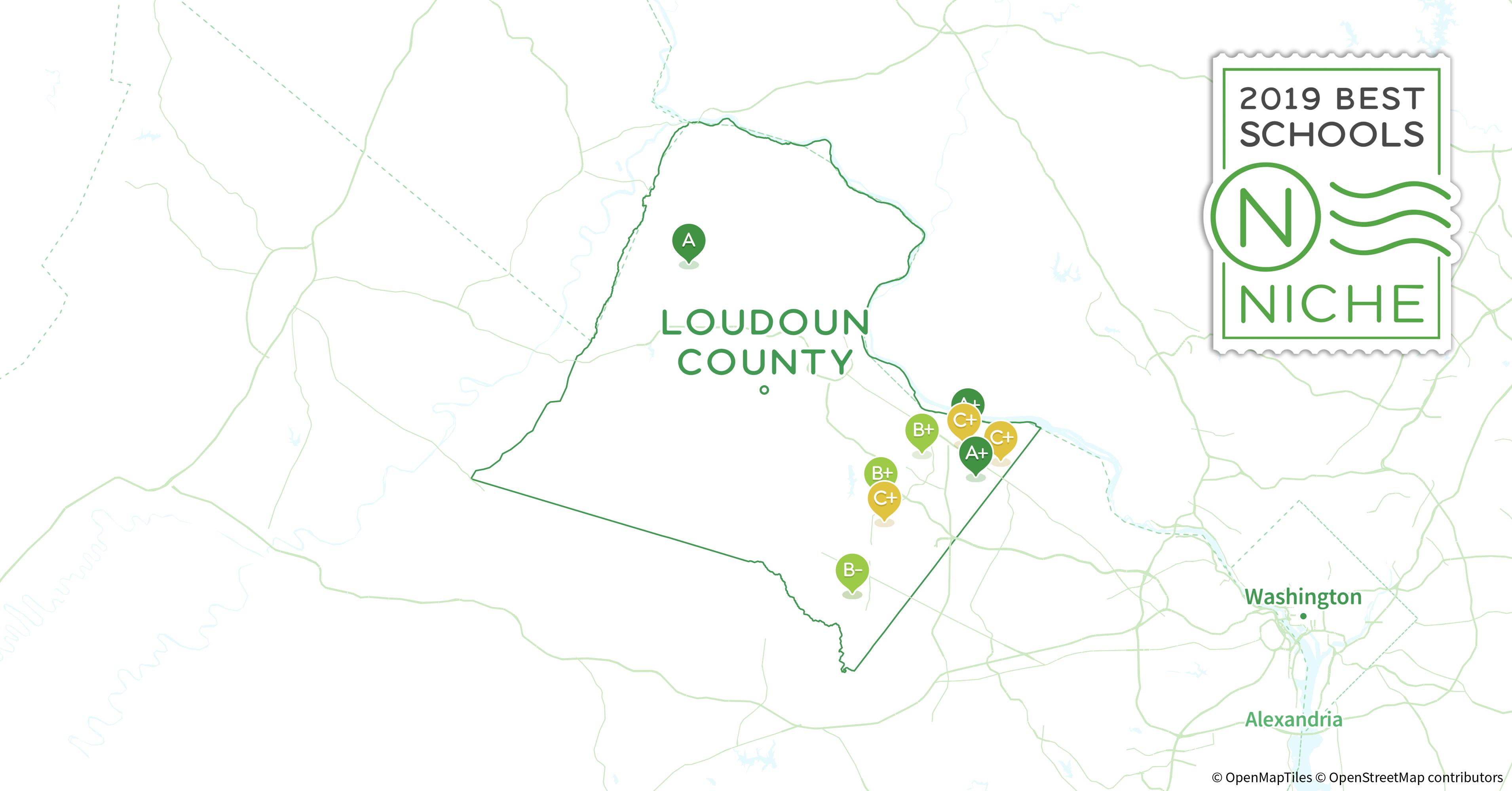 2019 Best High Schools In Loudoun County Va Niche