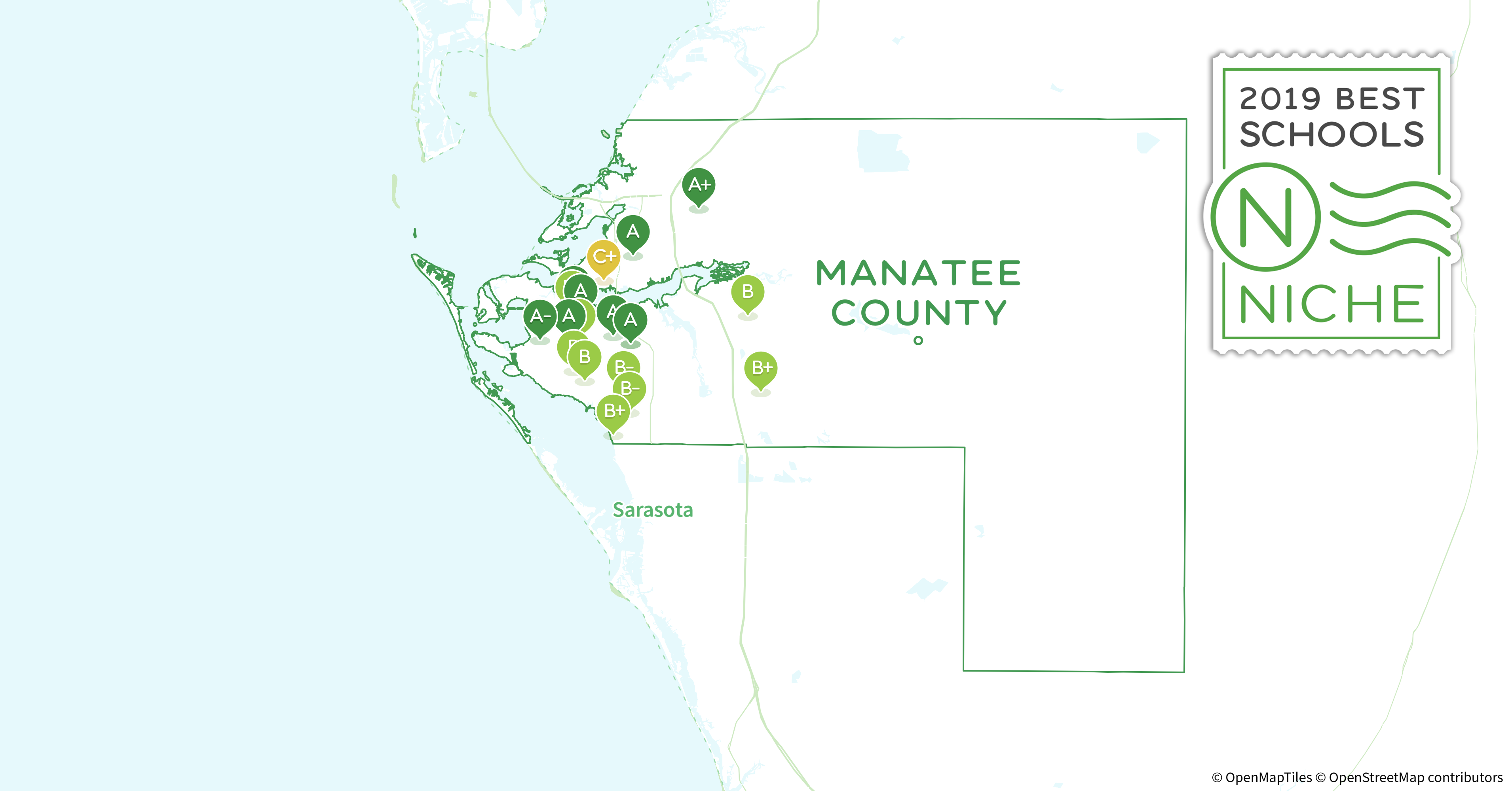 2019 Best Public High Schools In Manatee County Fl Niche