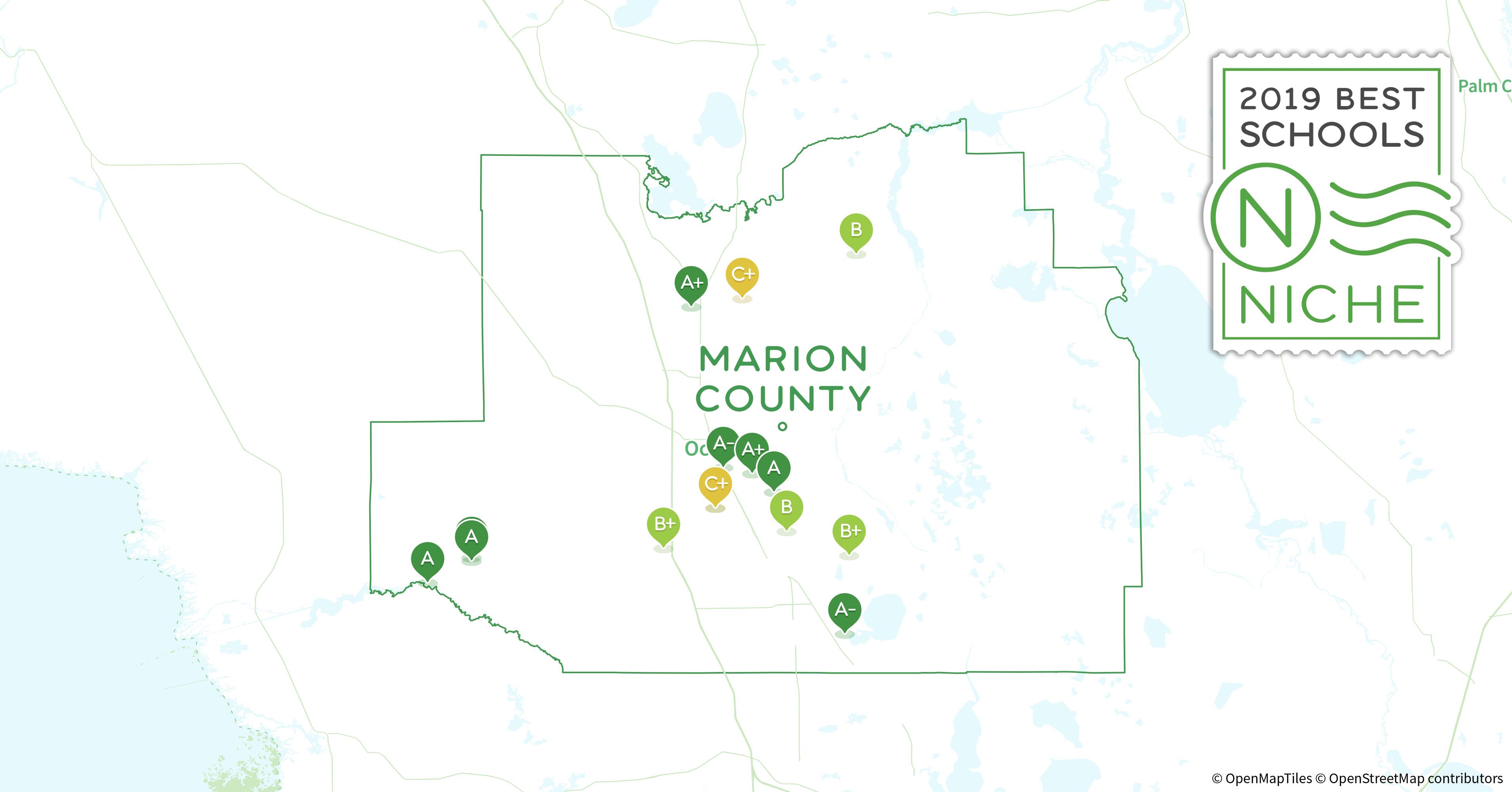 2019 Best Public Elementary Schools In Marion County Fl Niche