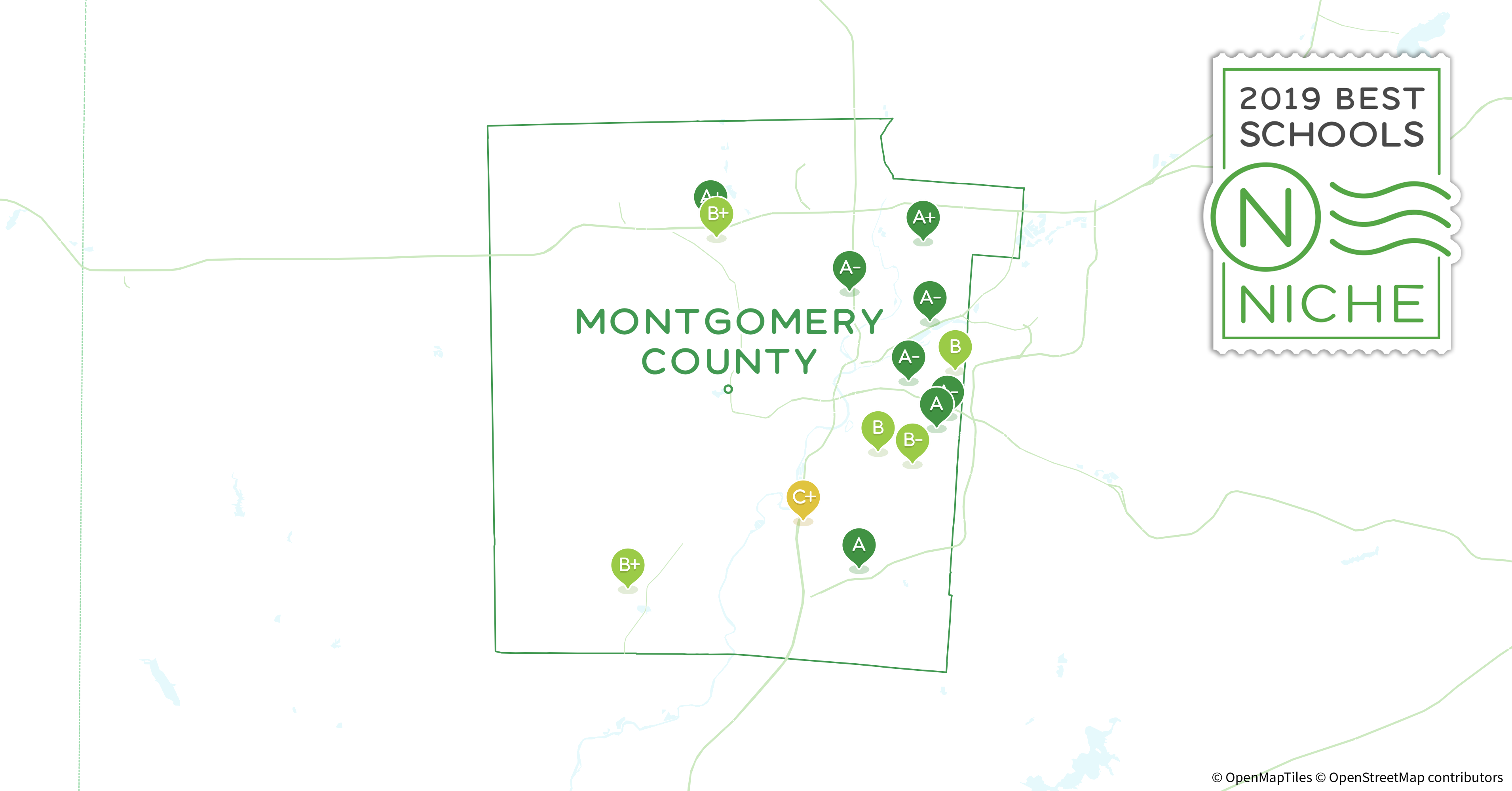 2019 Best Public High Schools In Montgomery County Oh Niche - Map-kettering-k12-oh-us
