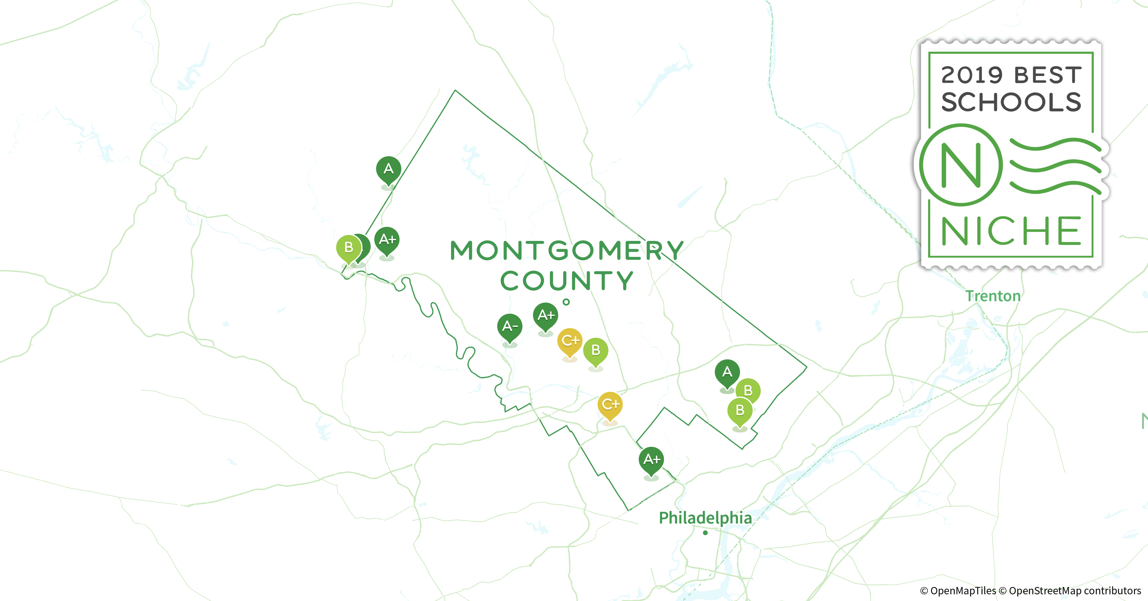Montco Campus Map.2019 Best Private High Schools In Montgomery County Pa Niche