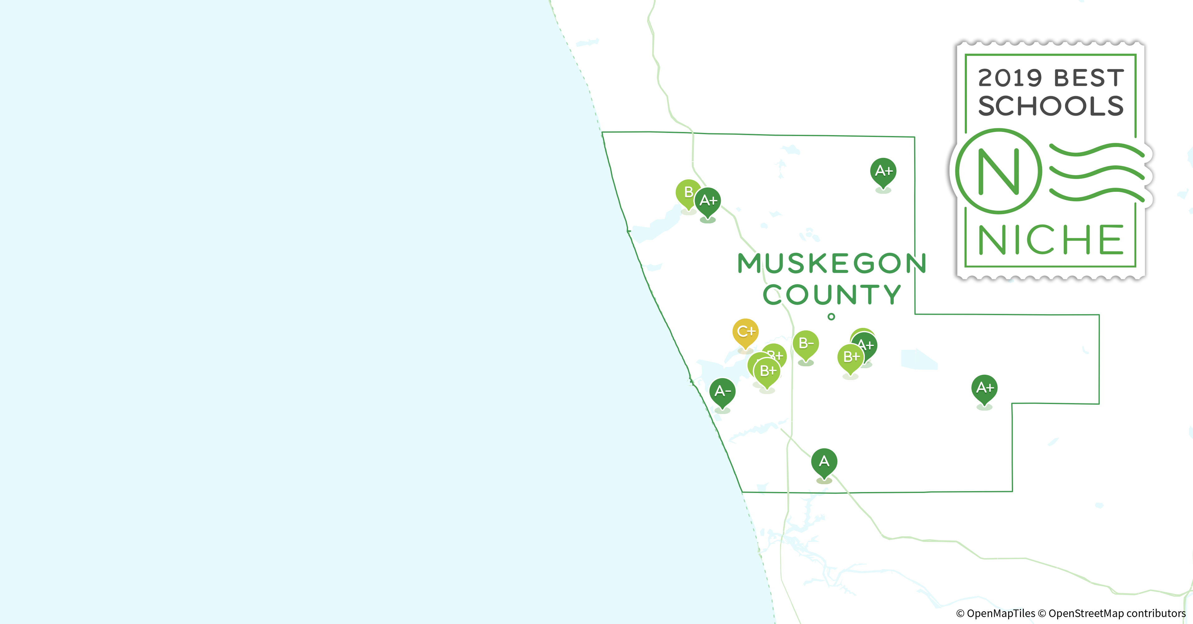 School Districts In Muskegon County Mi Niche