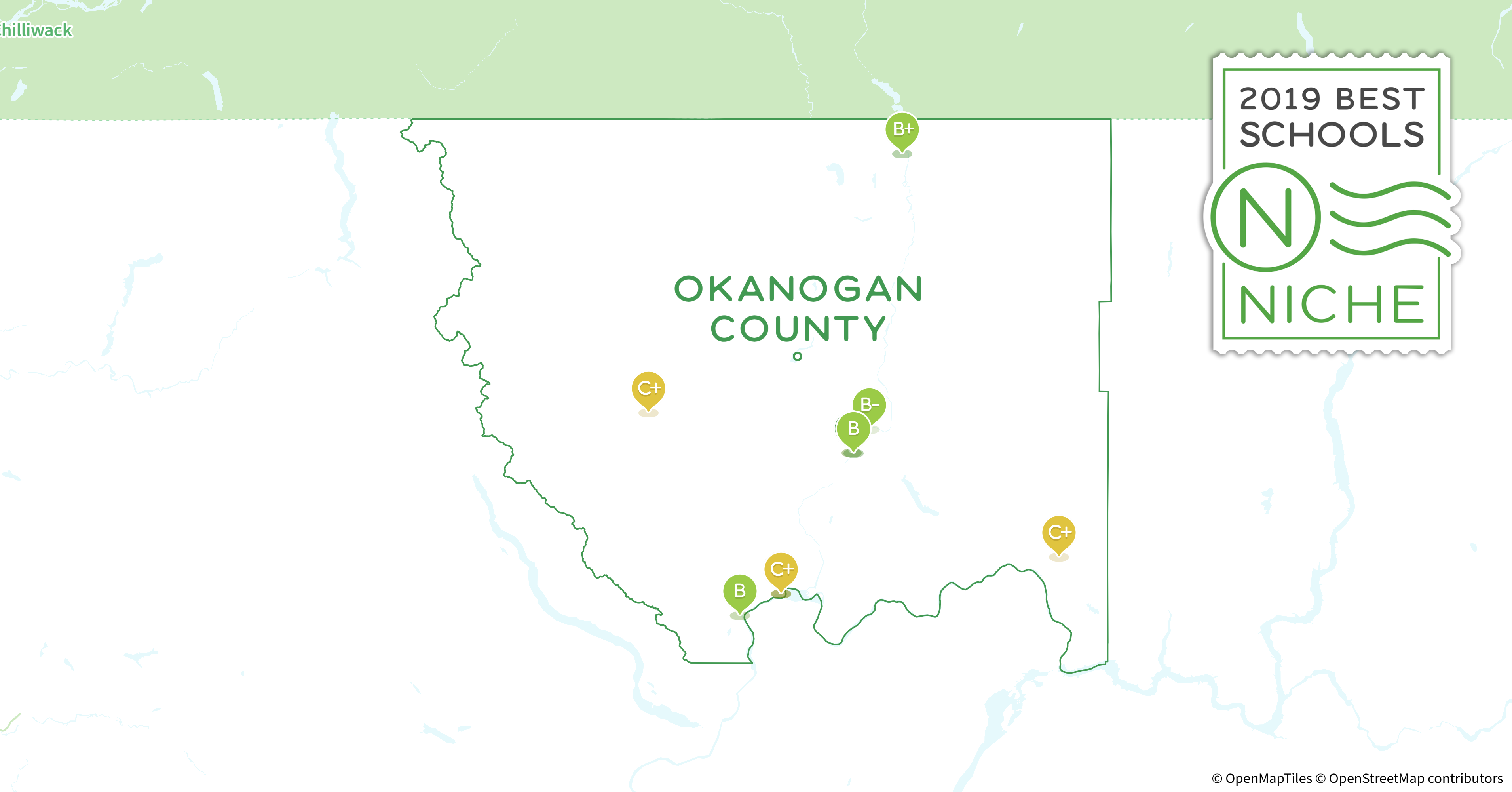 2019 Best Public High Schools In Okanogan County Wa Niche