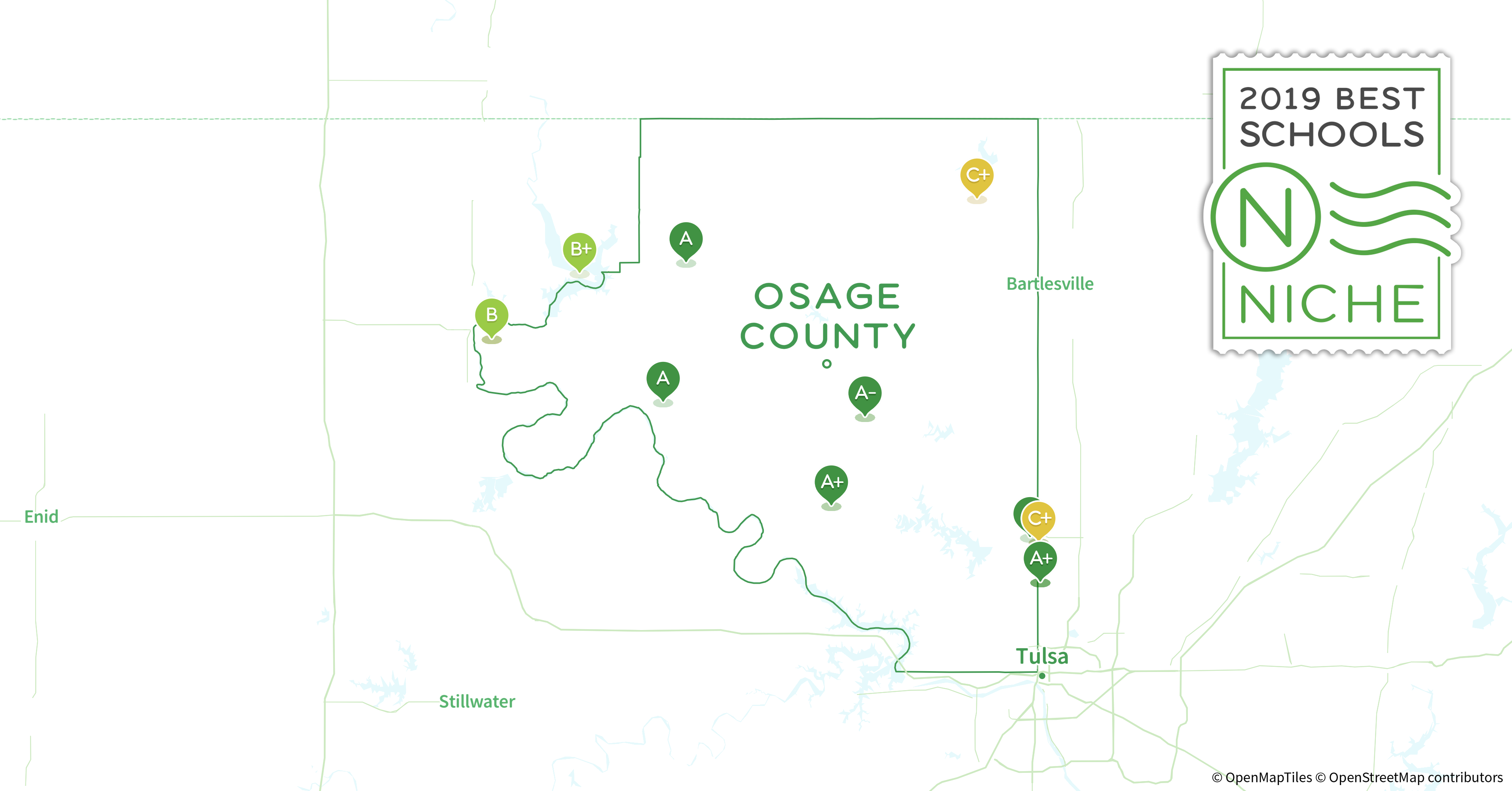 School Districts In Osage County Ok Niche