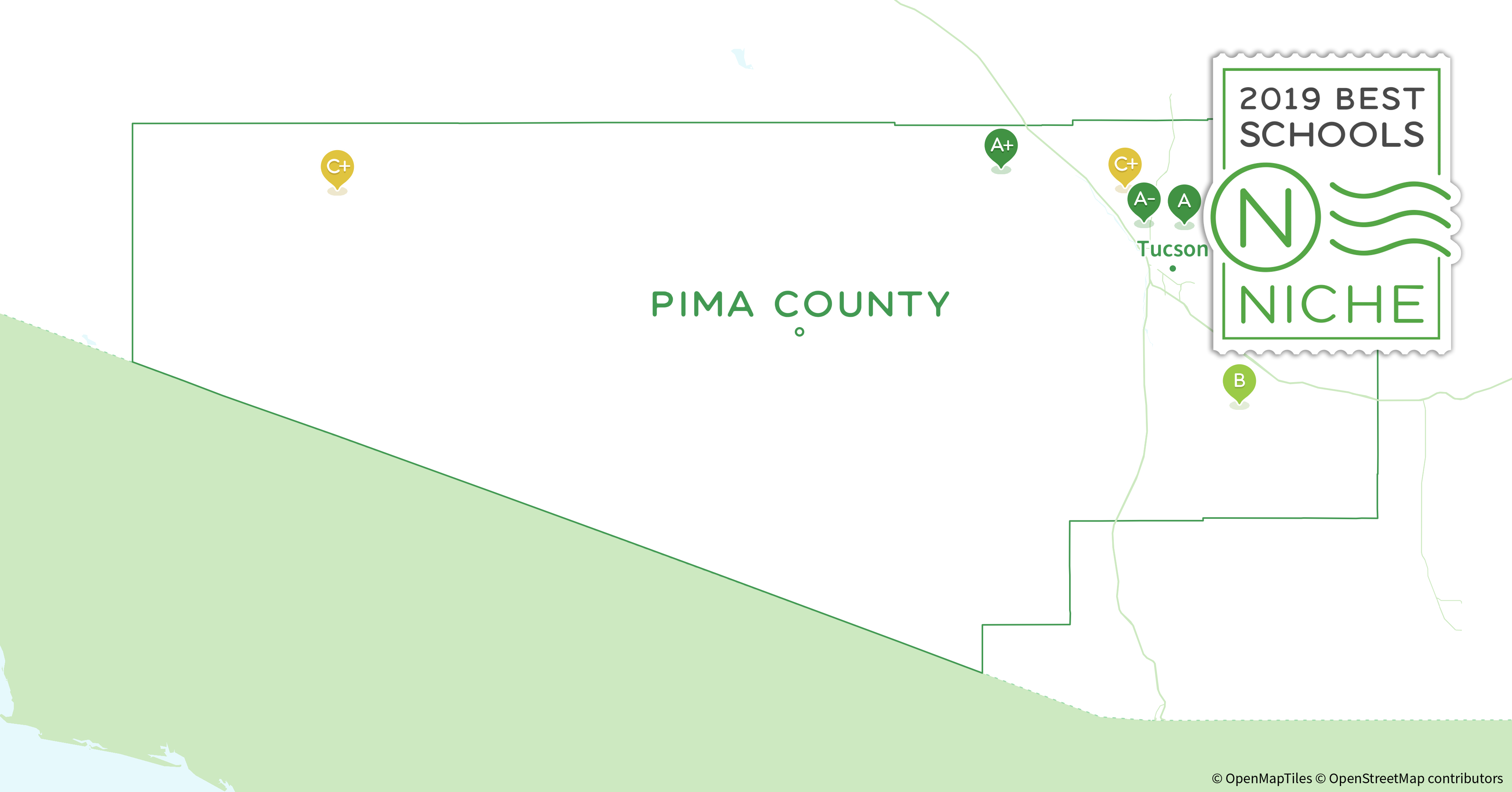 2019 Best Public Middle Schools In Pima County Az Niche