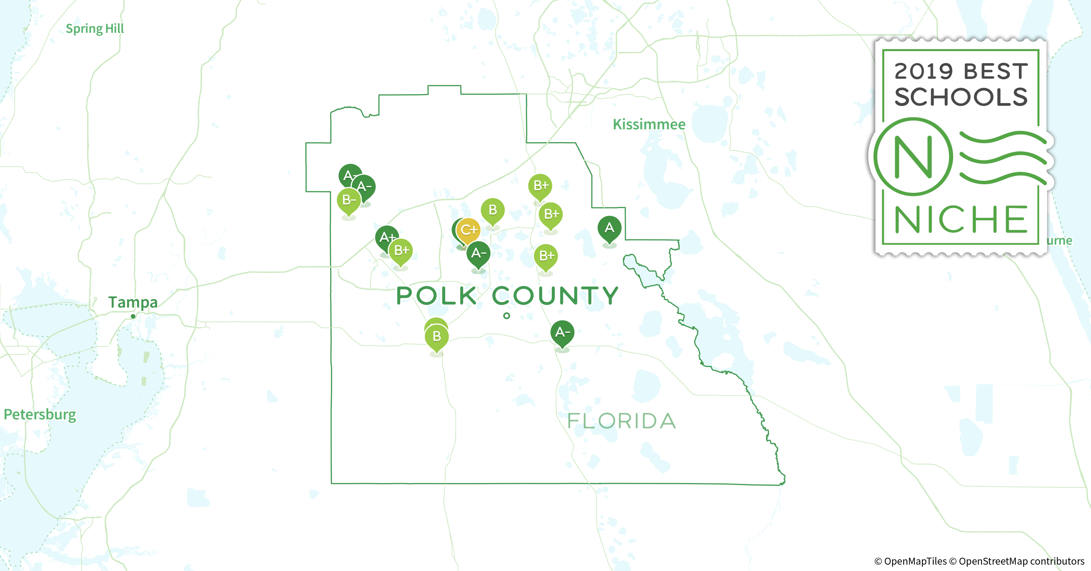 School Districts In Polk County Fl Niche