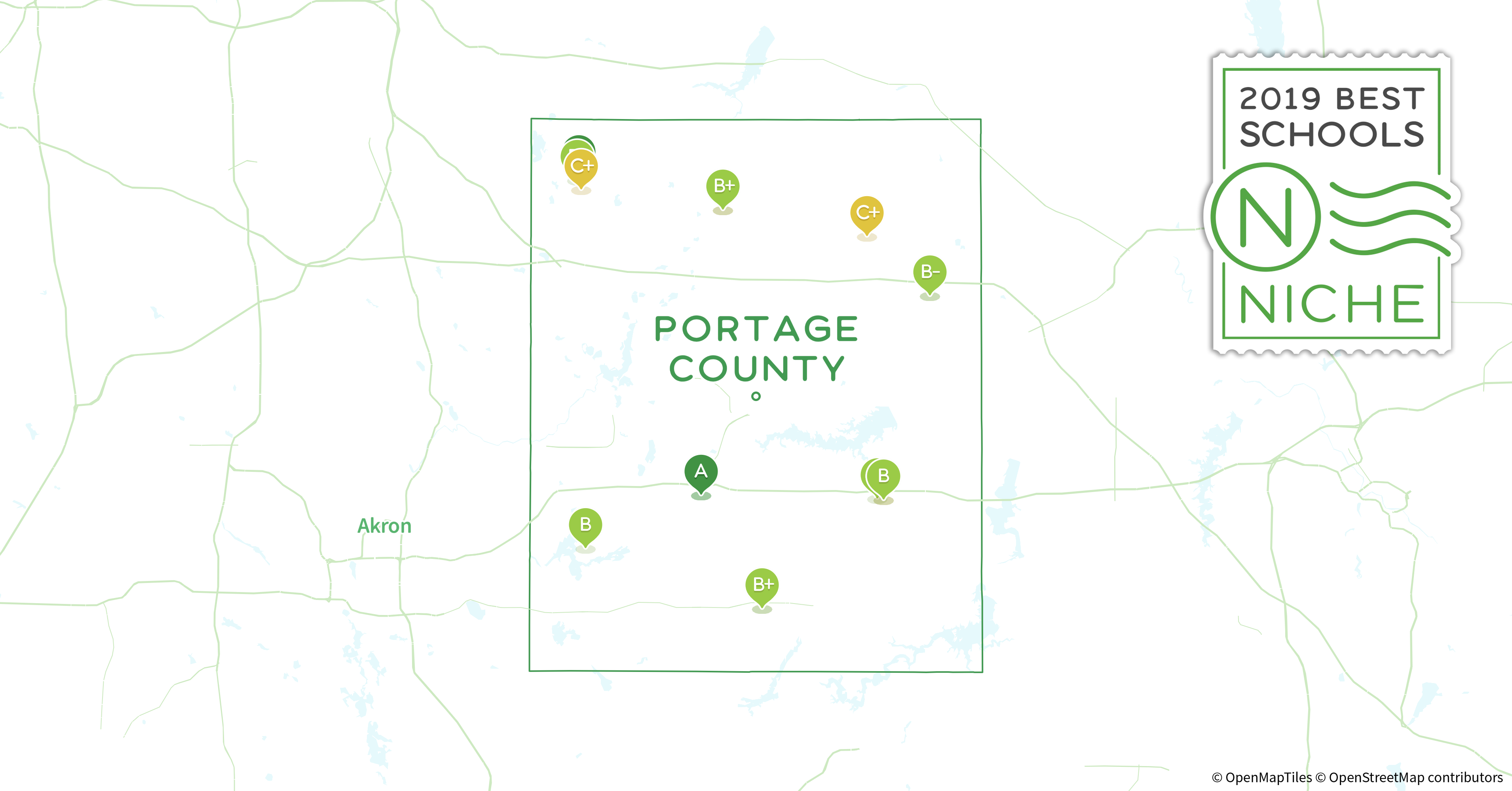 School Districts In Portage County Oh Niche