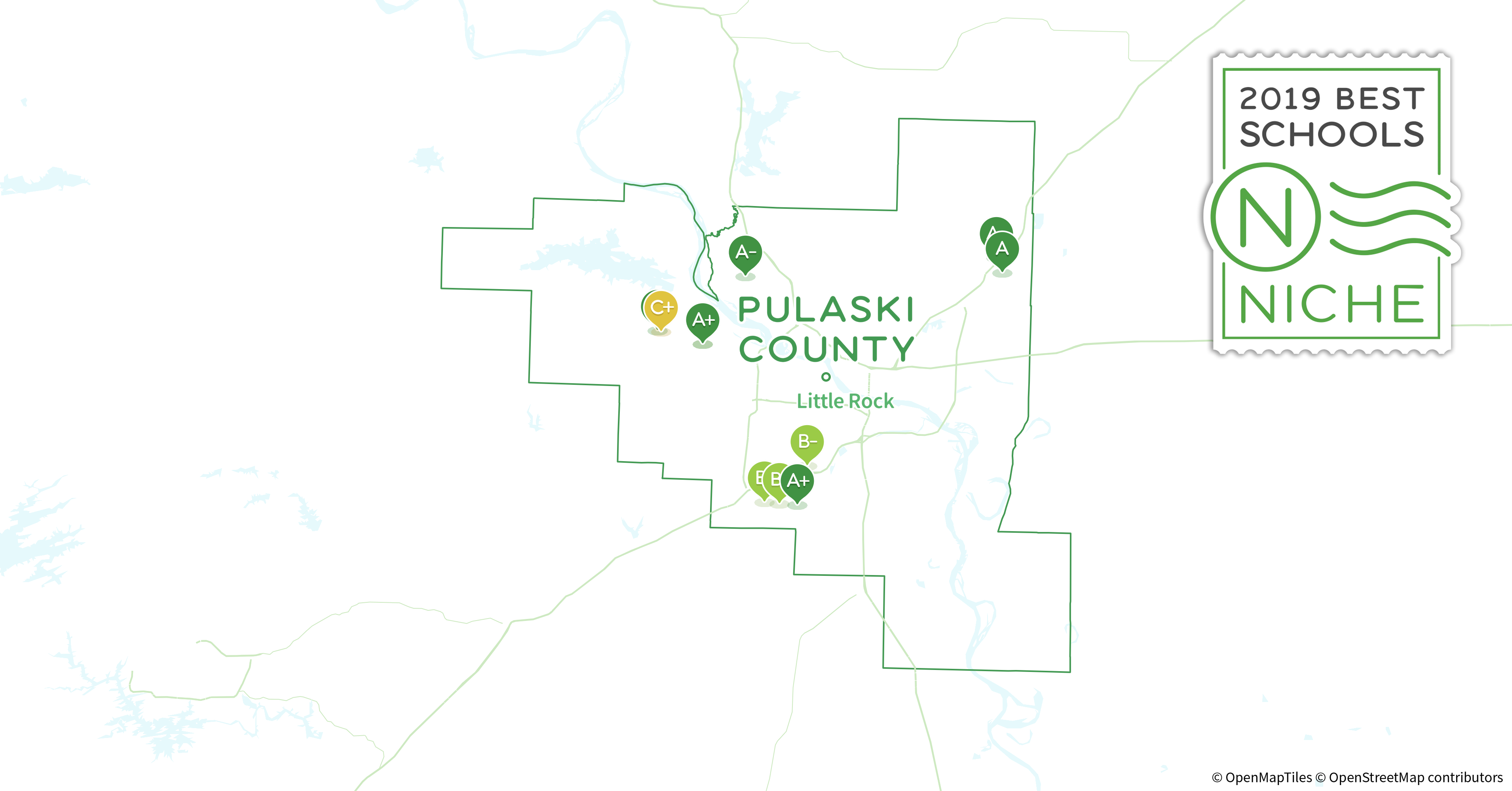 School Districts In Pulaski County Ar Niche