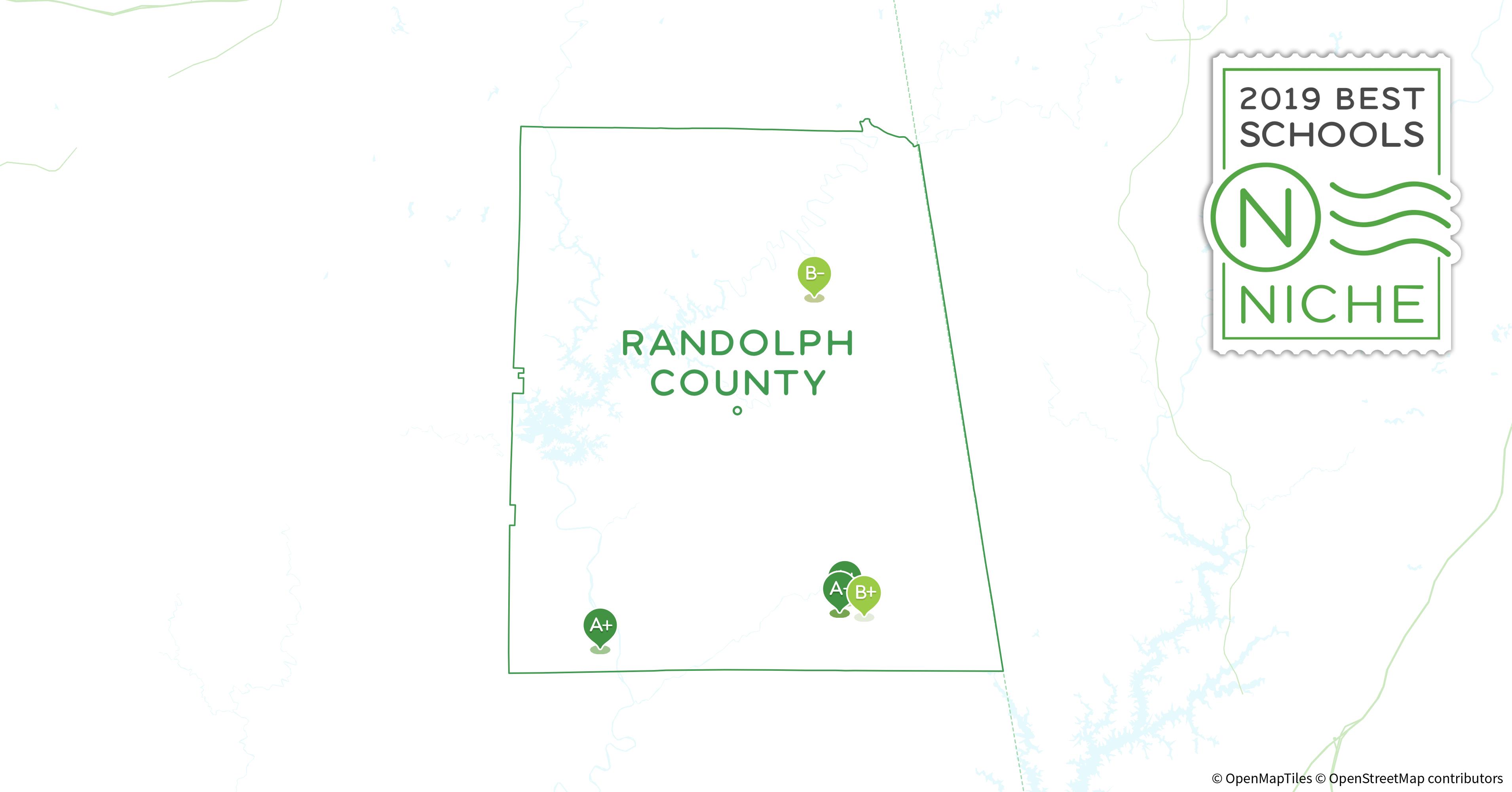 2019 Best Public Elementary Schools in Randolph County, AL
